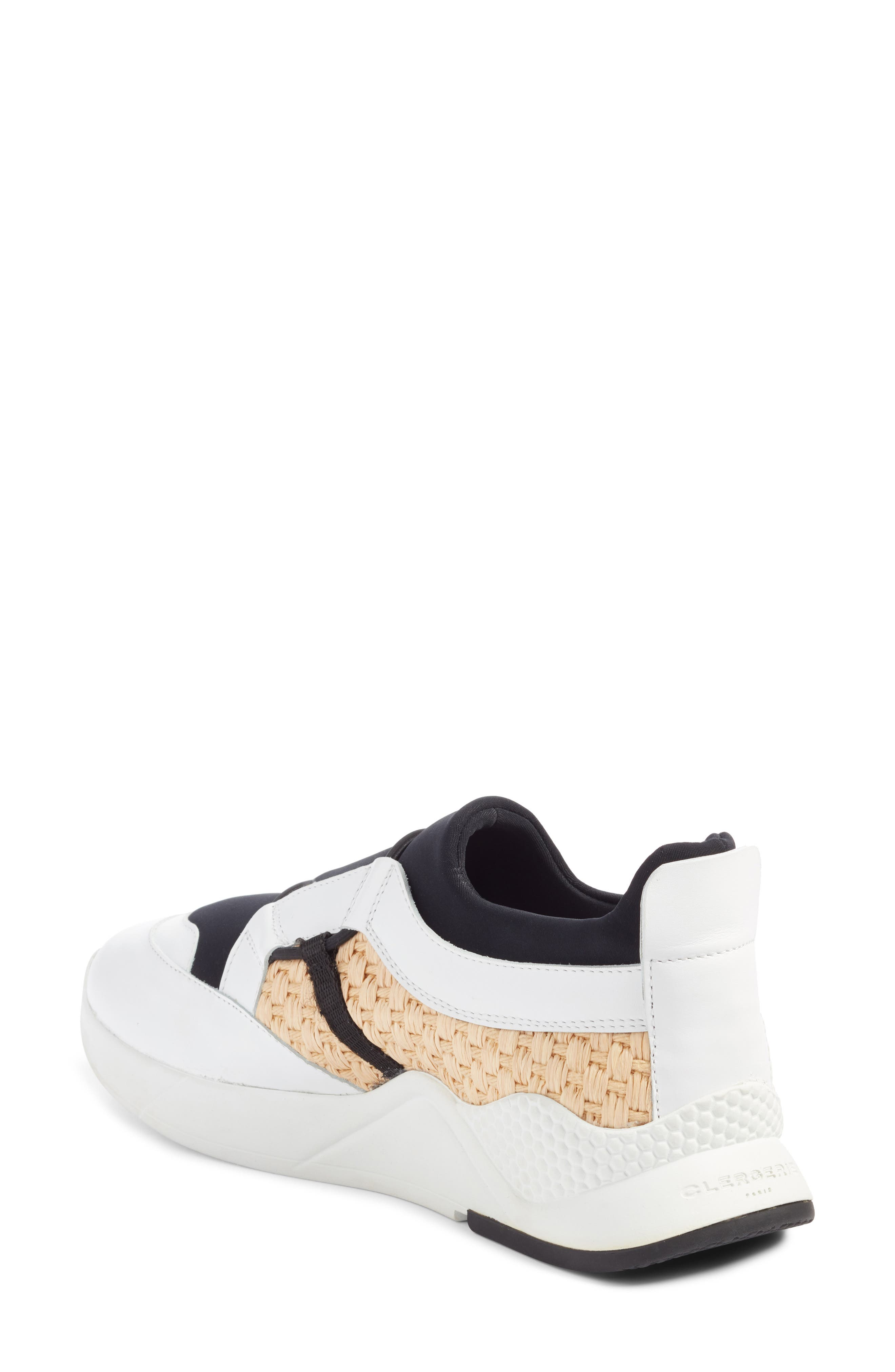 Alternate Image 2  - Robert Clergerie Salvy Woven Sneaker (Women)