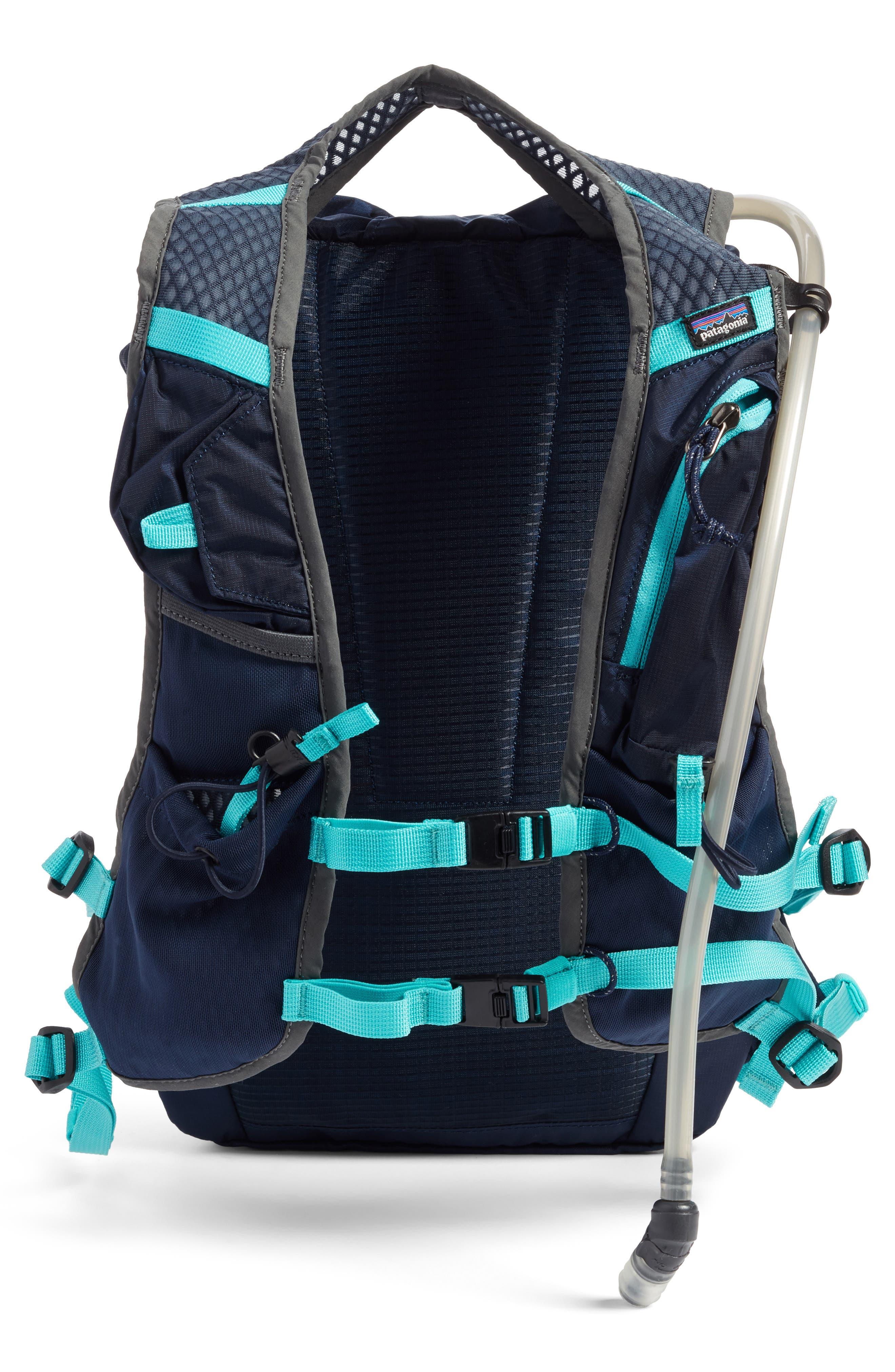 Fore Runner Vest 10L,                             Alternate thumbnail 3, color,                             Navy Blue W/ Strait Blue
