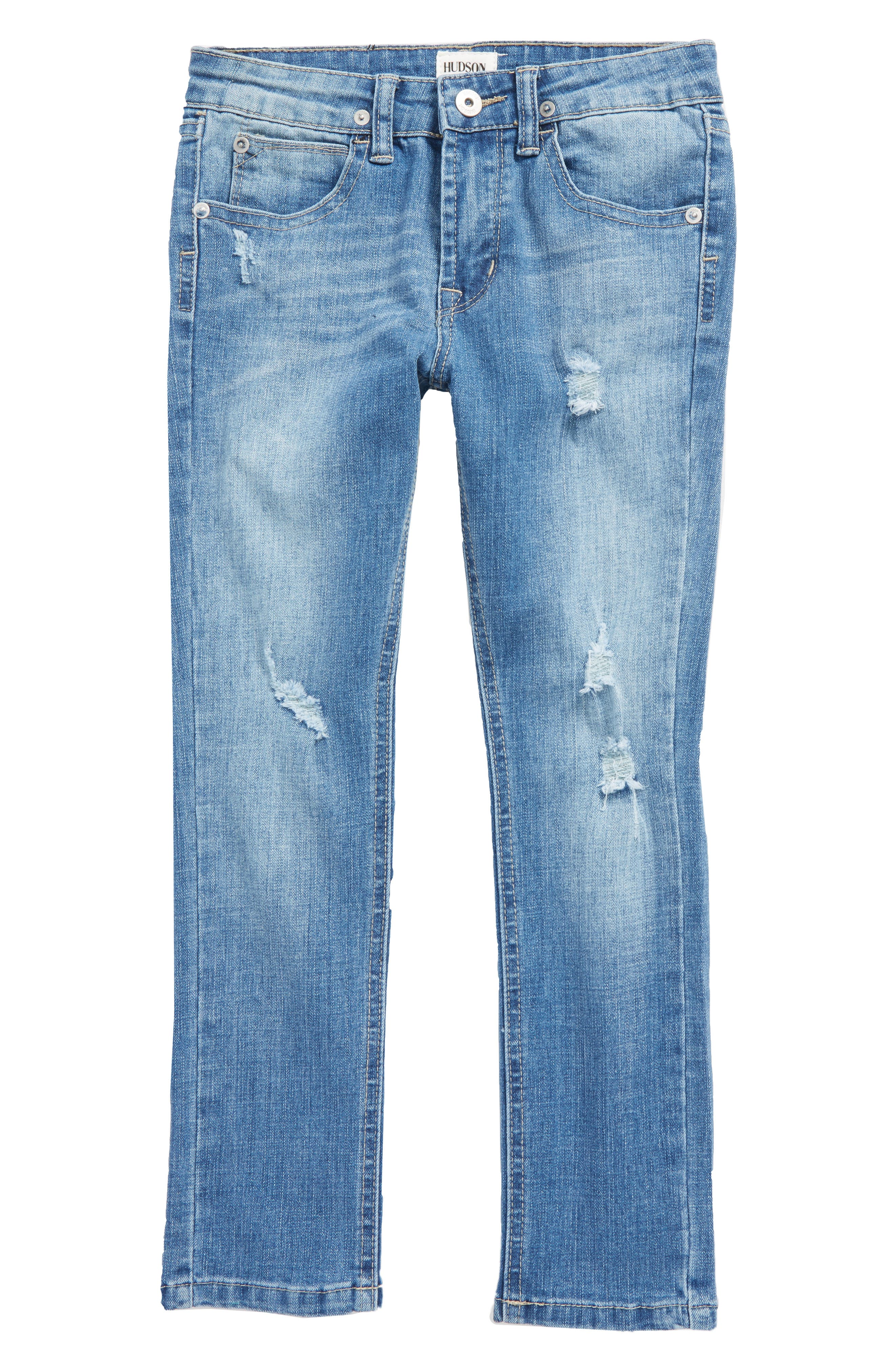 Jude Skinny Jeans,                             Main thumbnail 1, color,                             Stone Wash