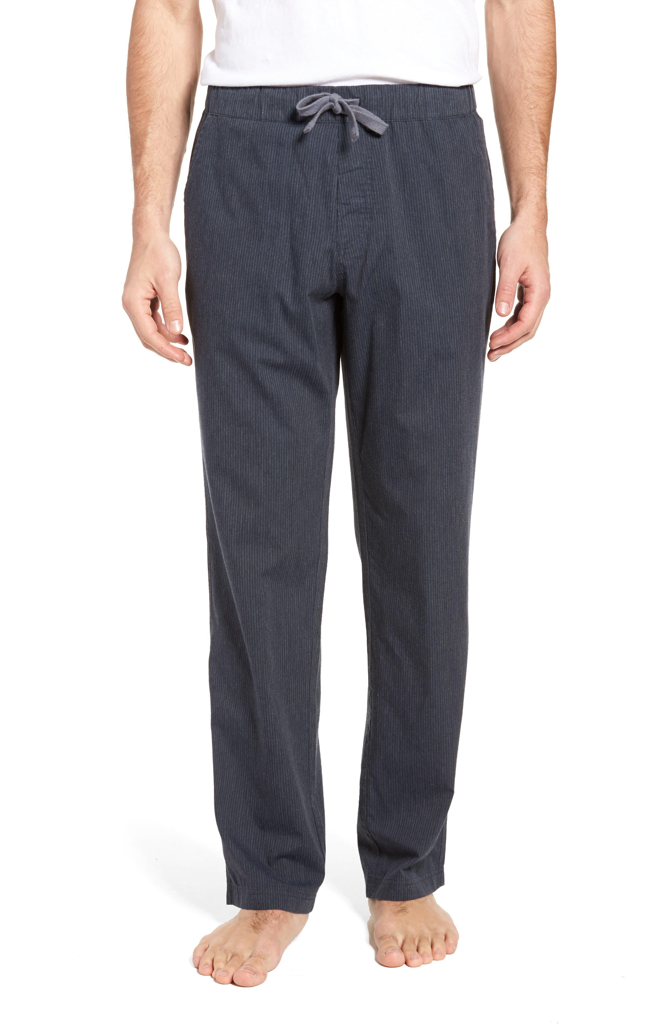 UGG® Flynn Stripe Cotton Blend Lounge Pants