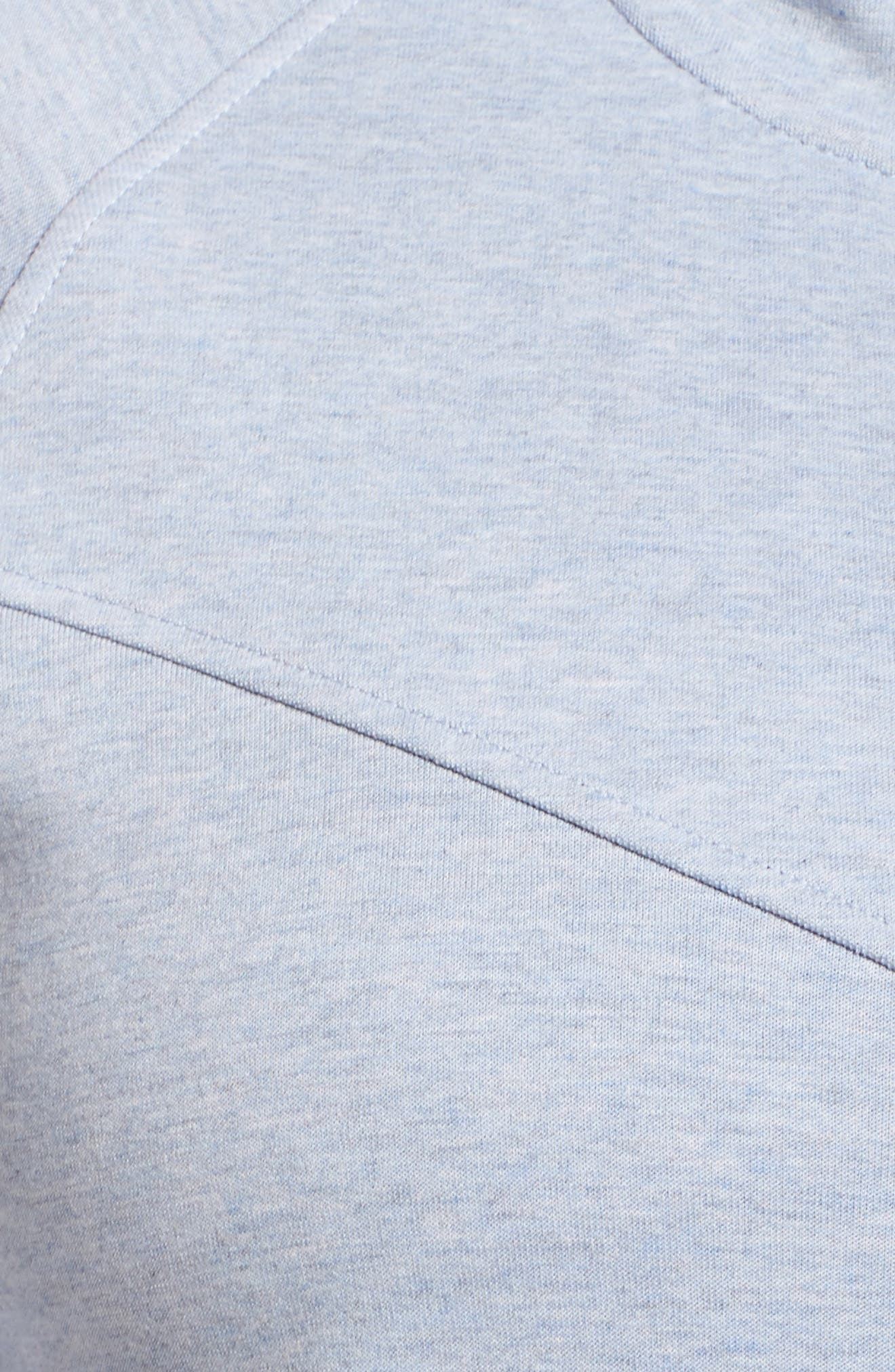 Alternate Image 5  - Nike Tech Fleece Hoodie (Plus Size)