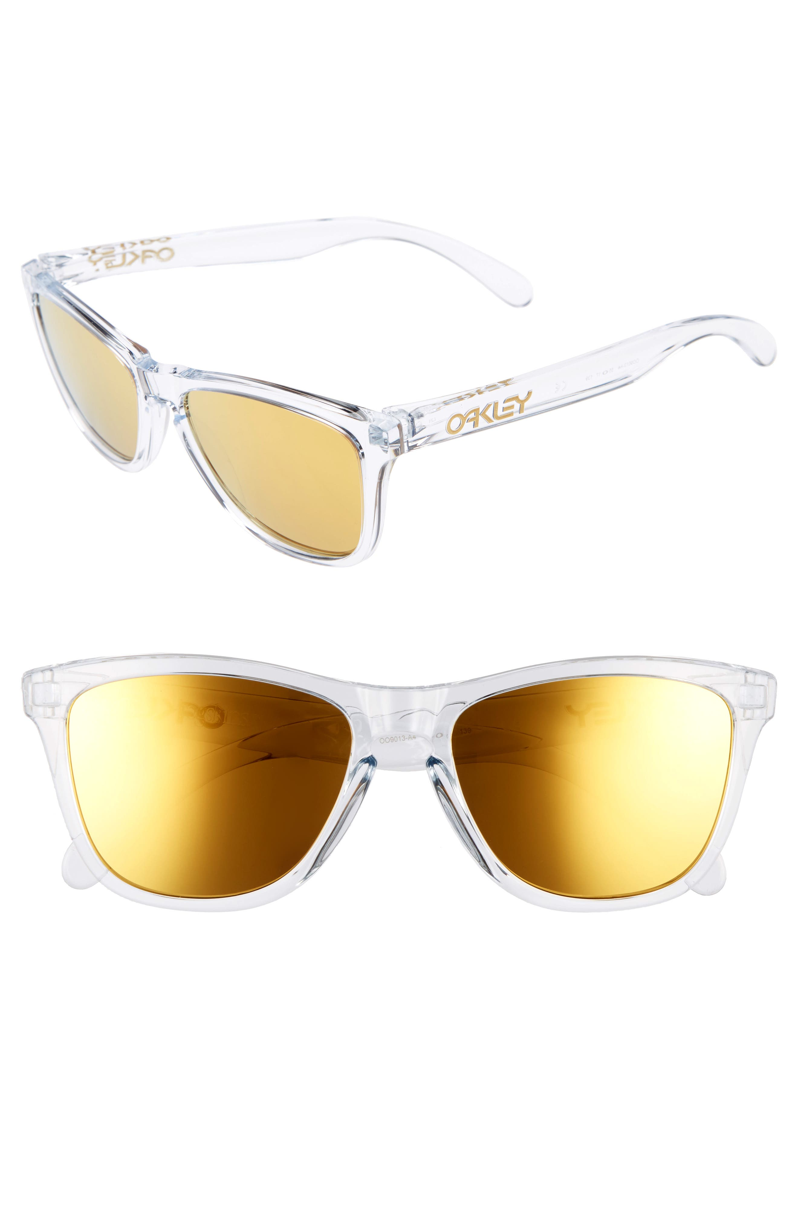 Frogskins<sup>®</sup> 55mm Sunglasses,                         Main,                         color, 24K Iridescent
