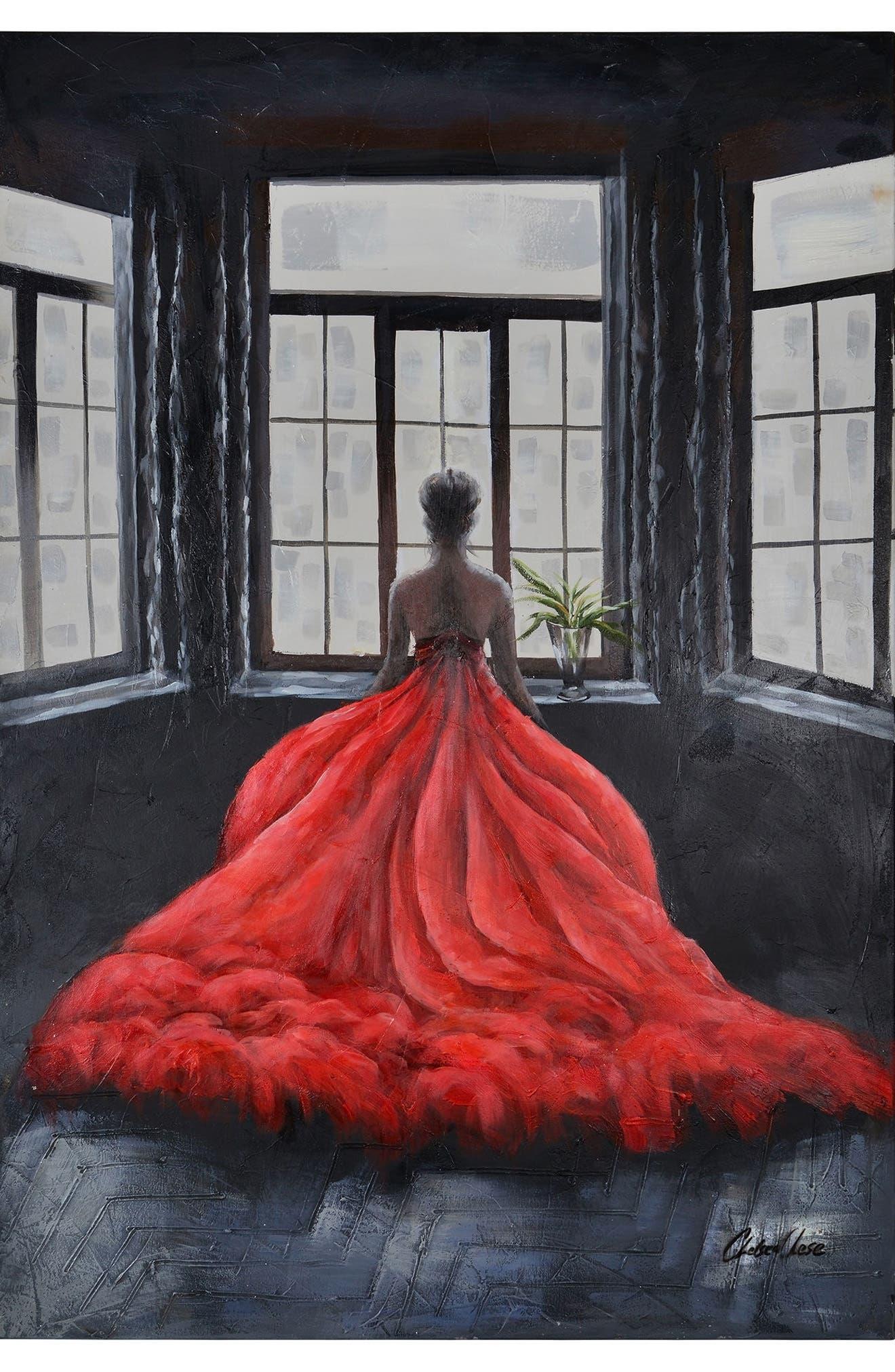 Alternate Image 1 Selected - Renwil Marbella Canvas Art
