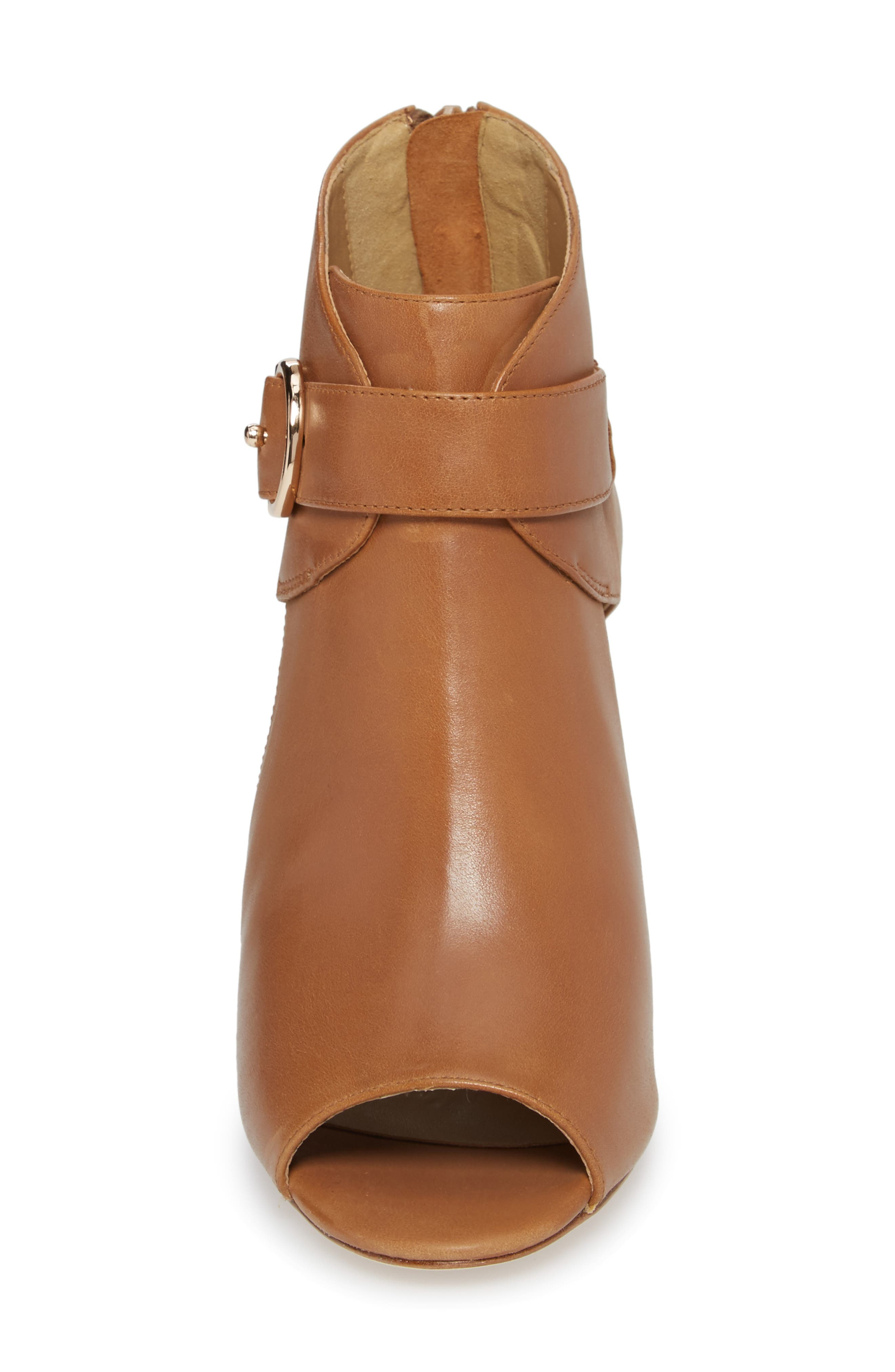 Belka Sandal,                             Alternate thumbnail 4, color,                             Cuoio Leather