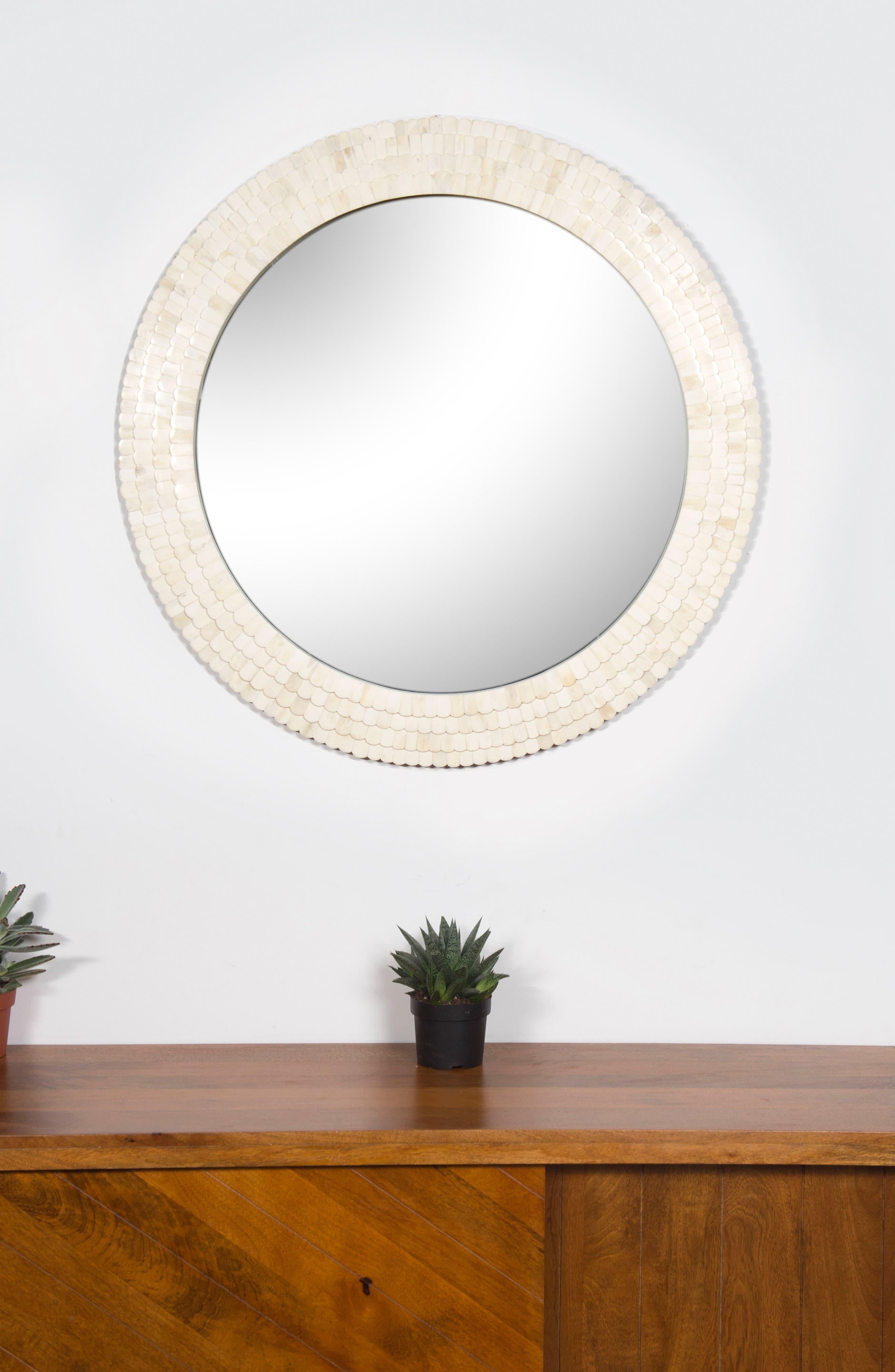 Alternate Image 3  - Renwil Round Mirror