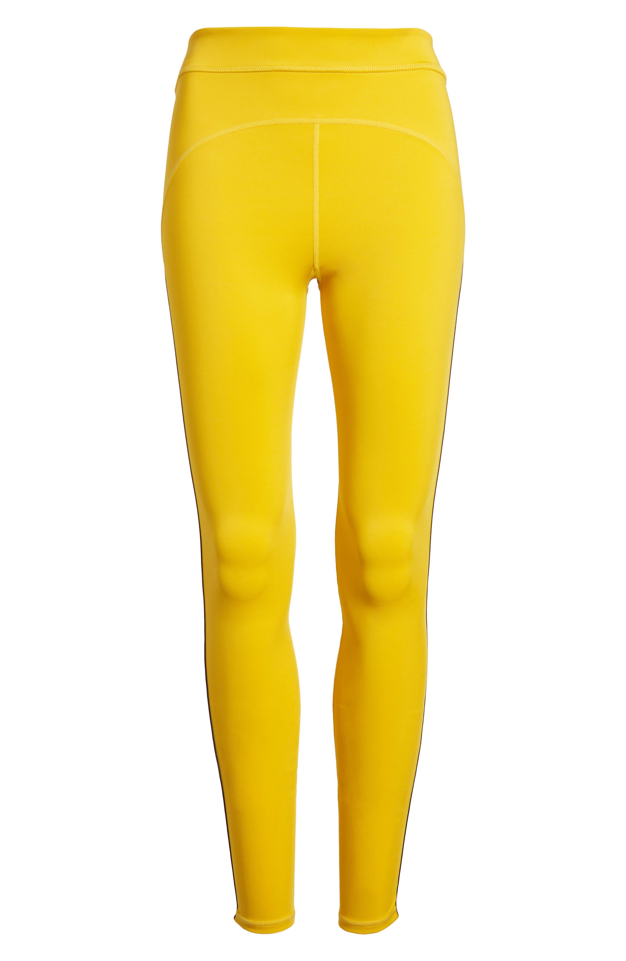 Alternate Image 7  - IVY PARK® Logo Elastic Leggings