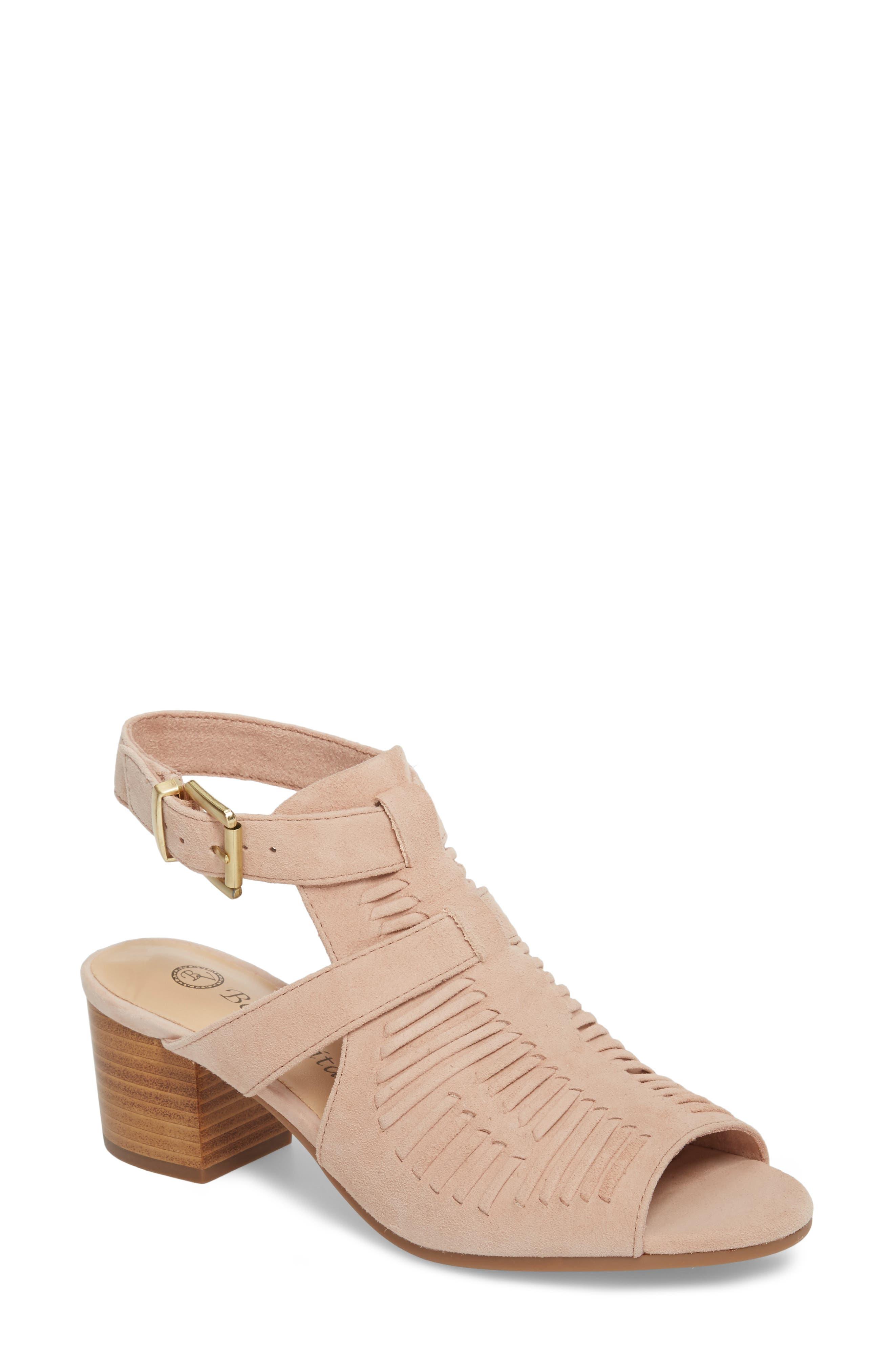 Bella Vita Finley Ankle Strap Sandal (Women)