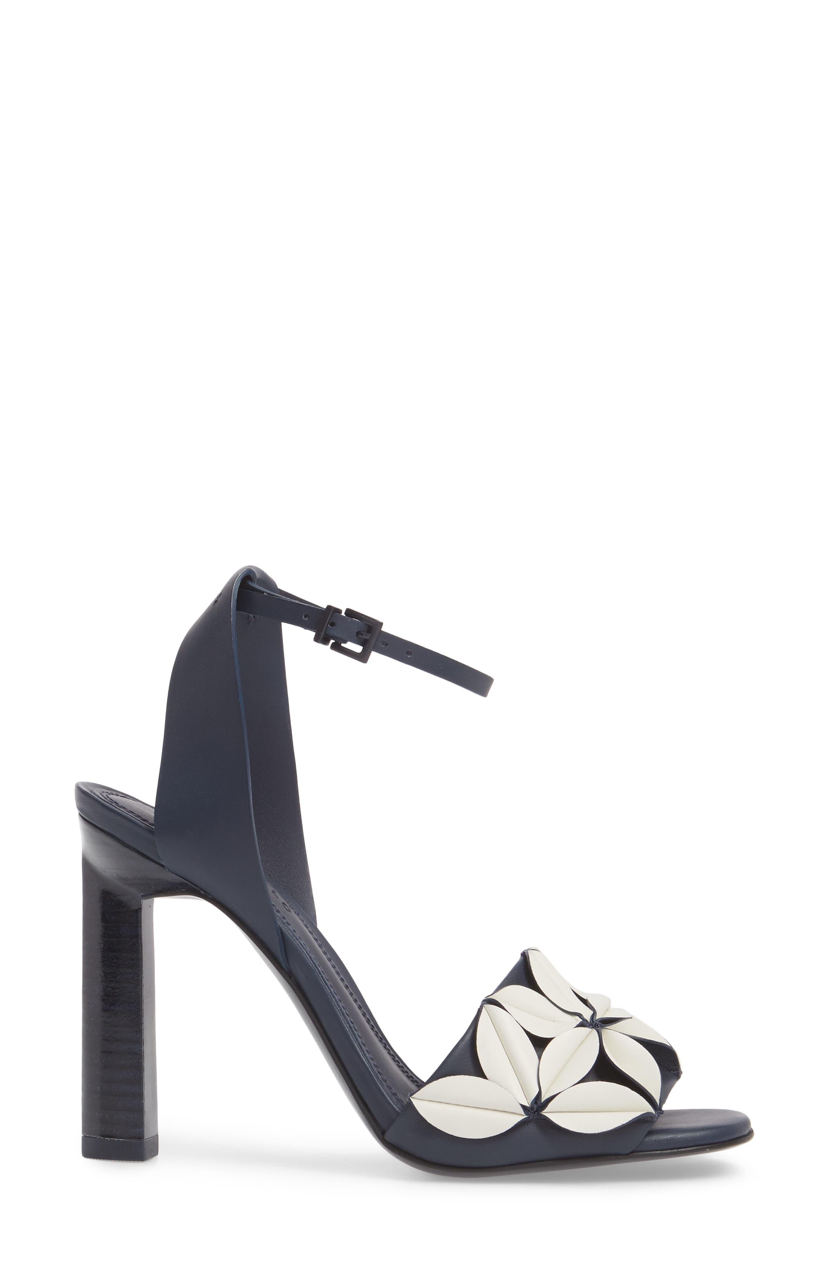 Alternate Image 3  - Mercedes Castillo Milee Ankle Strap Sandal (Women)