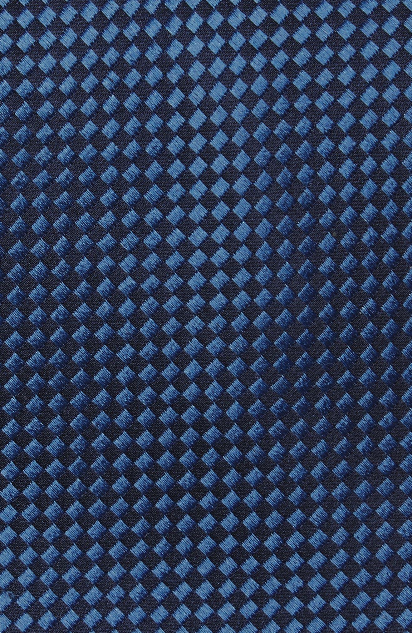 Alternate Image 2  - Nordstrom Men's Shop Norman Neat Silk Tie