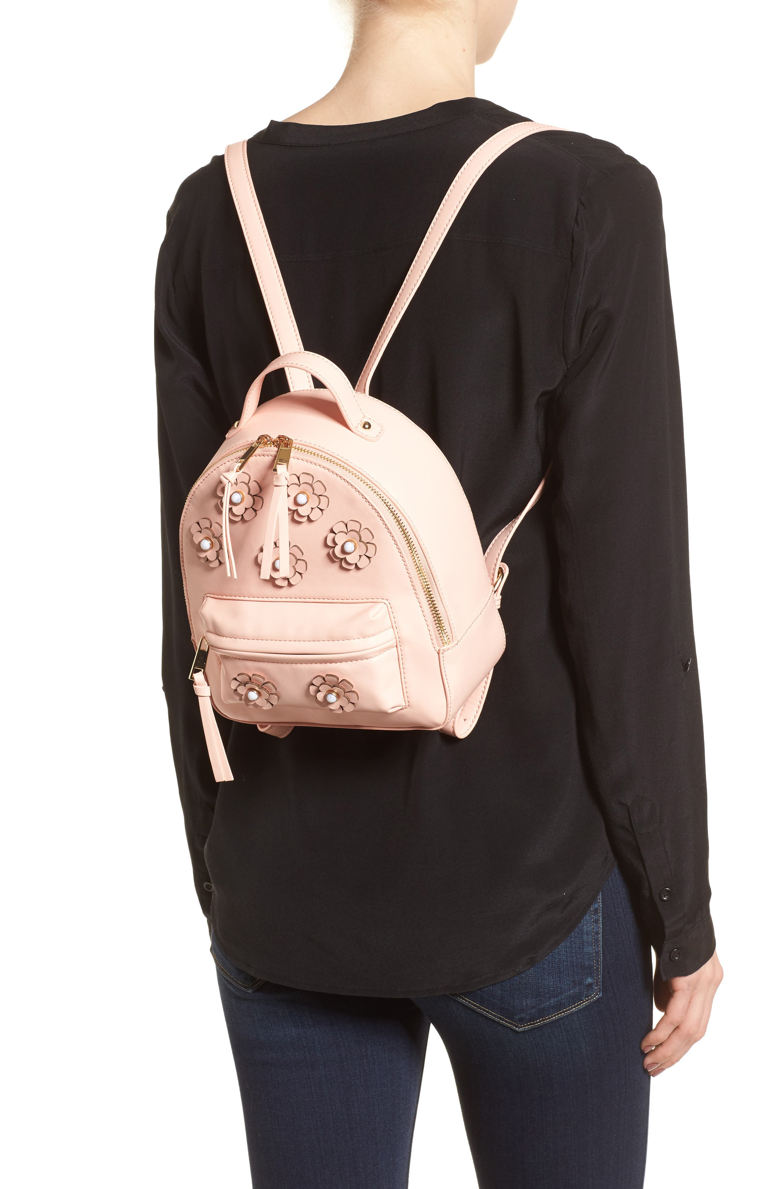 Payette Floral Backpack,                             Alternate thumbnail 2, color,                             Blush