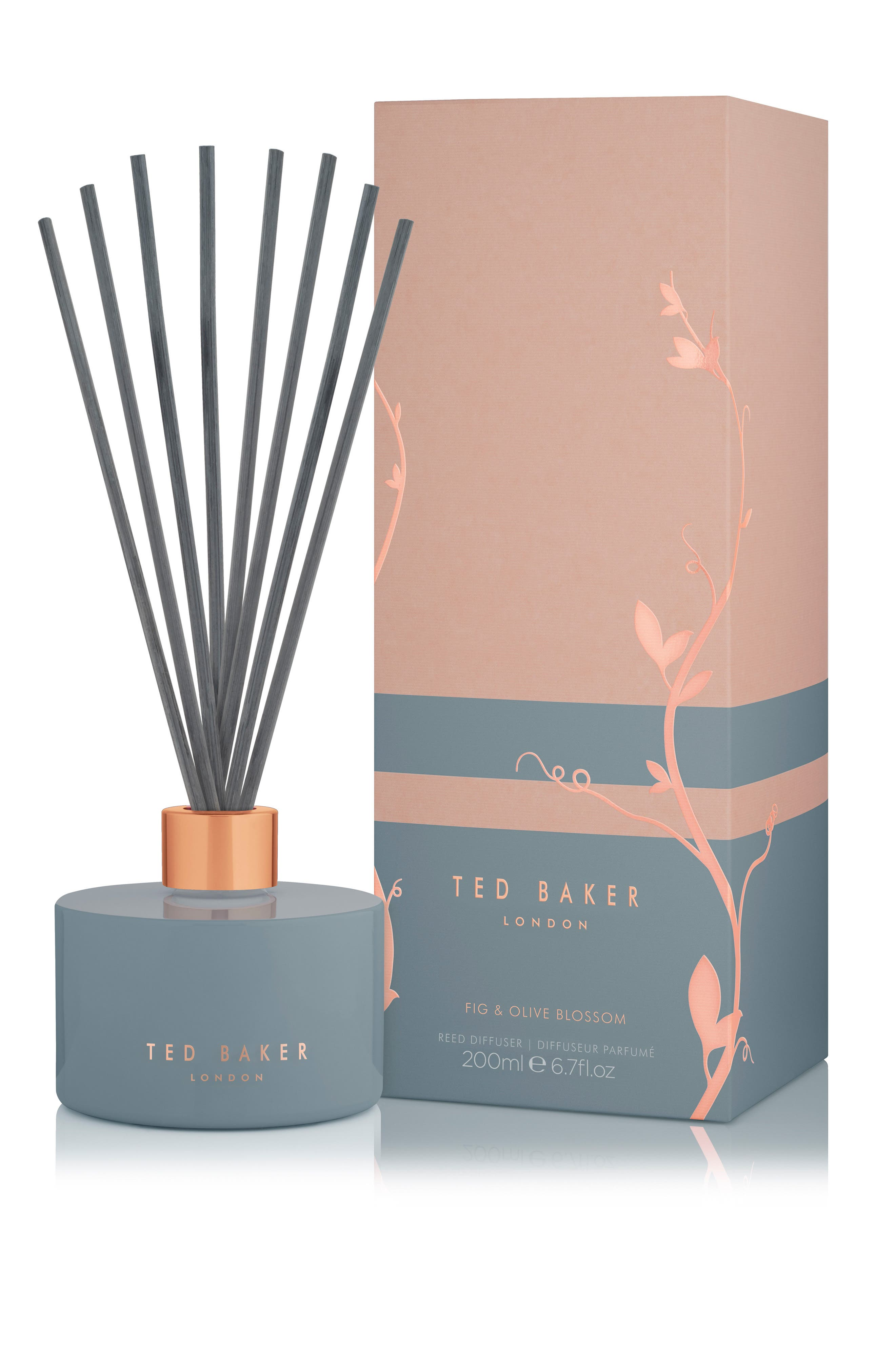 Reed Diffuser,                         Main,                         color, Fig/ Olive