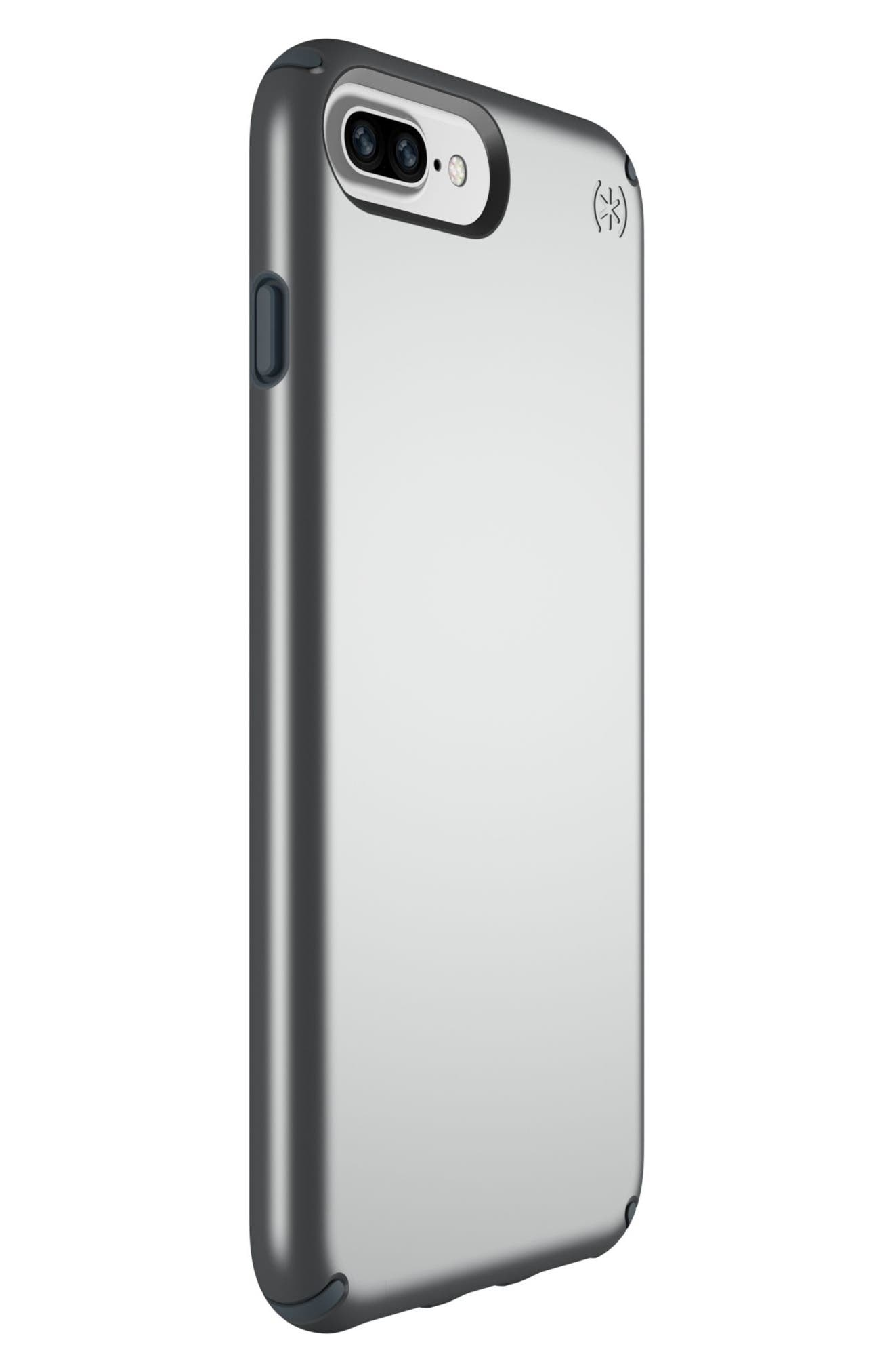 iPhone 6/6s/7/8 Case,                             Alternate thumbnail 2, color,                             Tungsten Grey Metallic/ Grey
