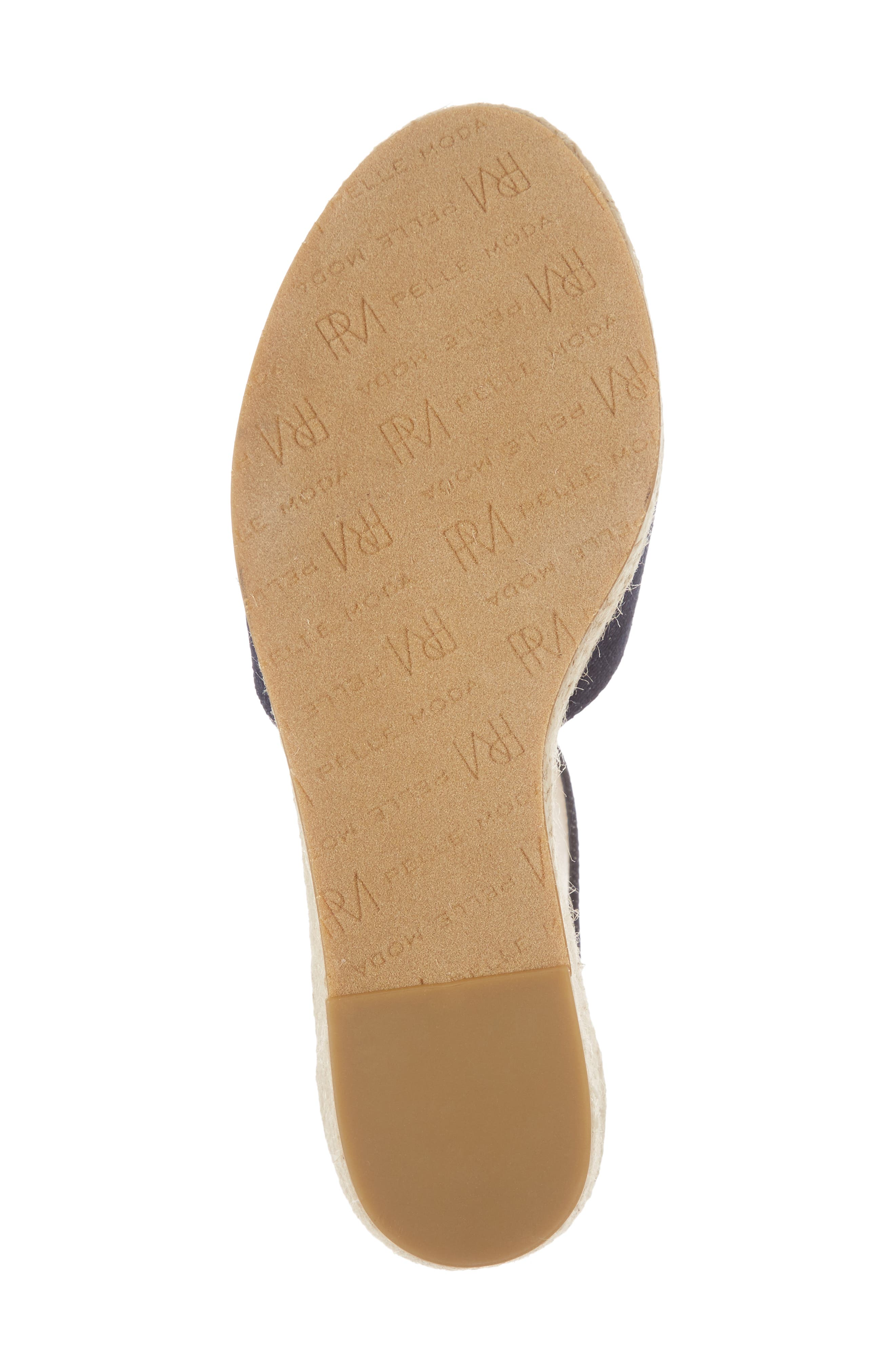 Alternate Image 6  - Pelle Moda Kauai Platform Wedge Sandal (Women)