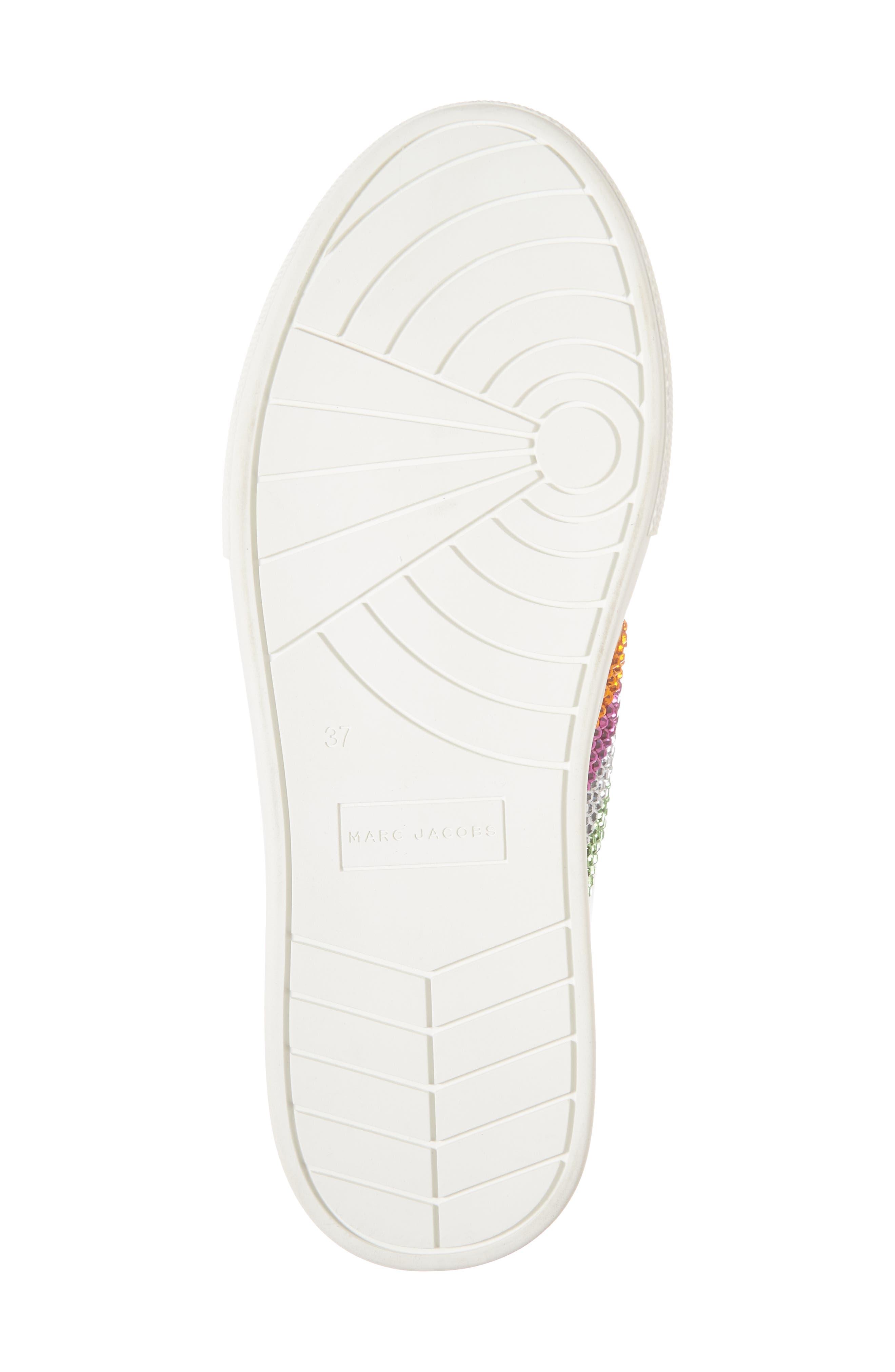 Alternate Image 6  - MARC JACOBS Empire Crystal Embellished Sneaker (Women)
