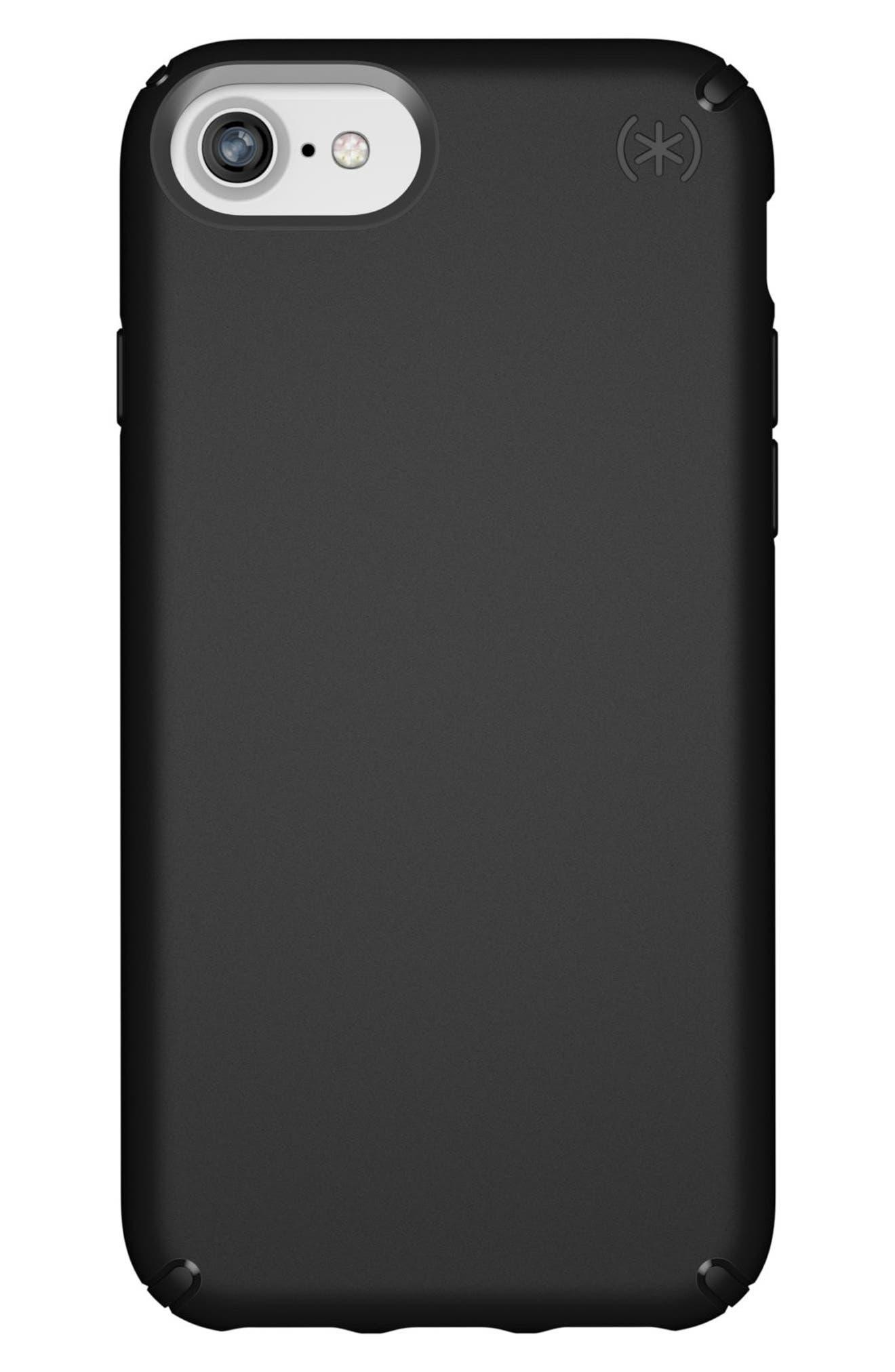 iPhone 6/6s/7/8 Case,                         Main,                         color, Black/ Black