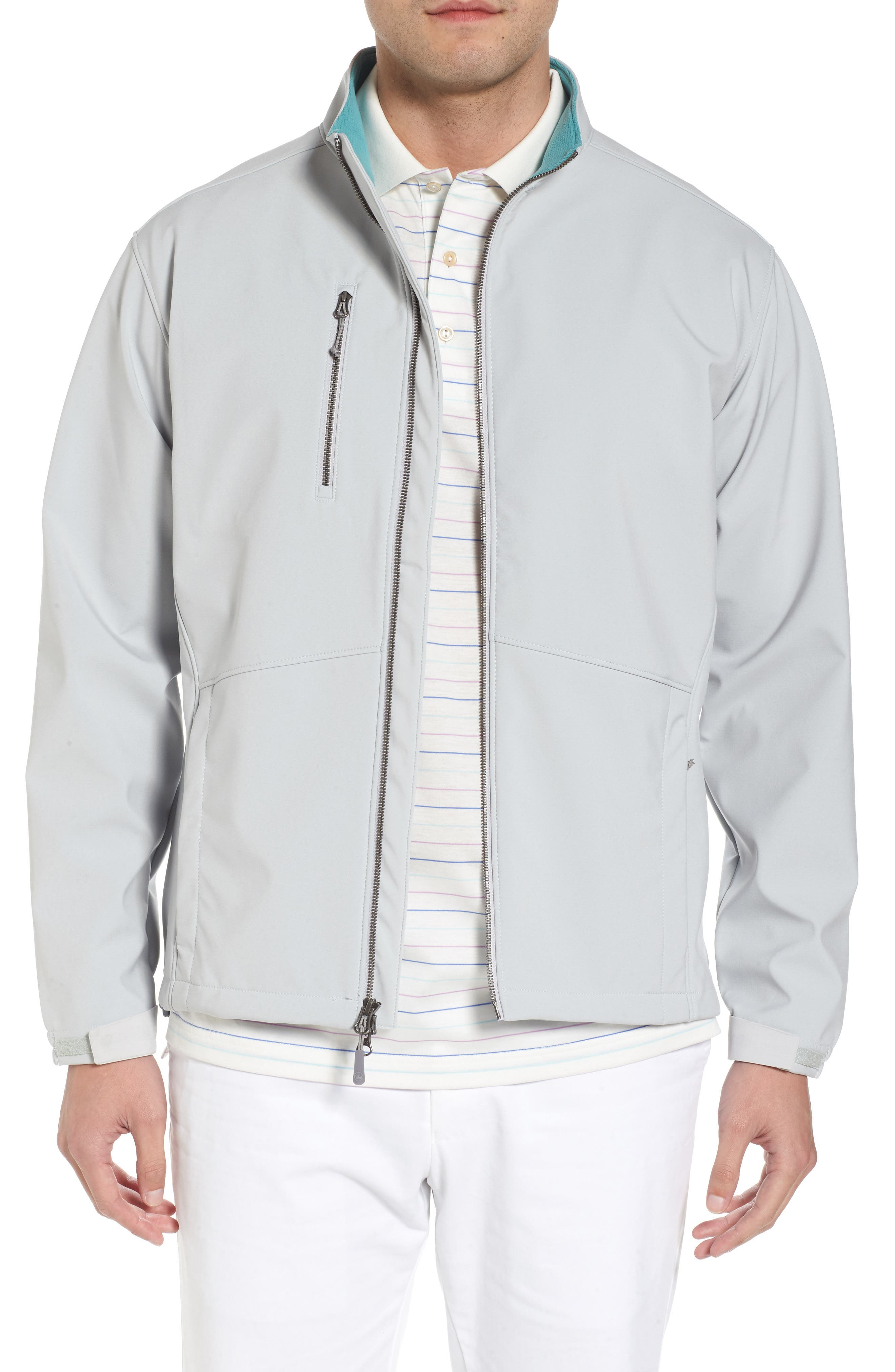Peter Millar Anchorage 3-Layer Soft Shell Jacket