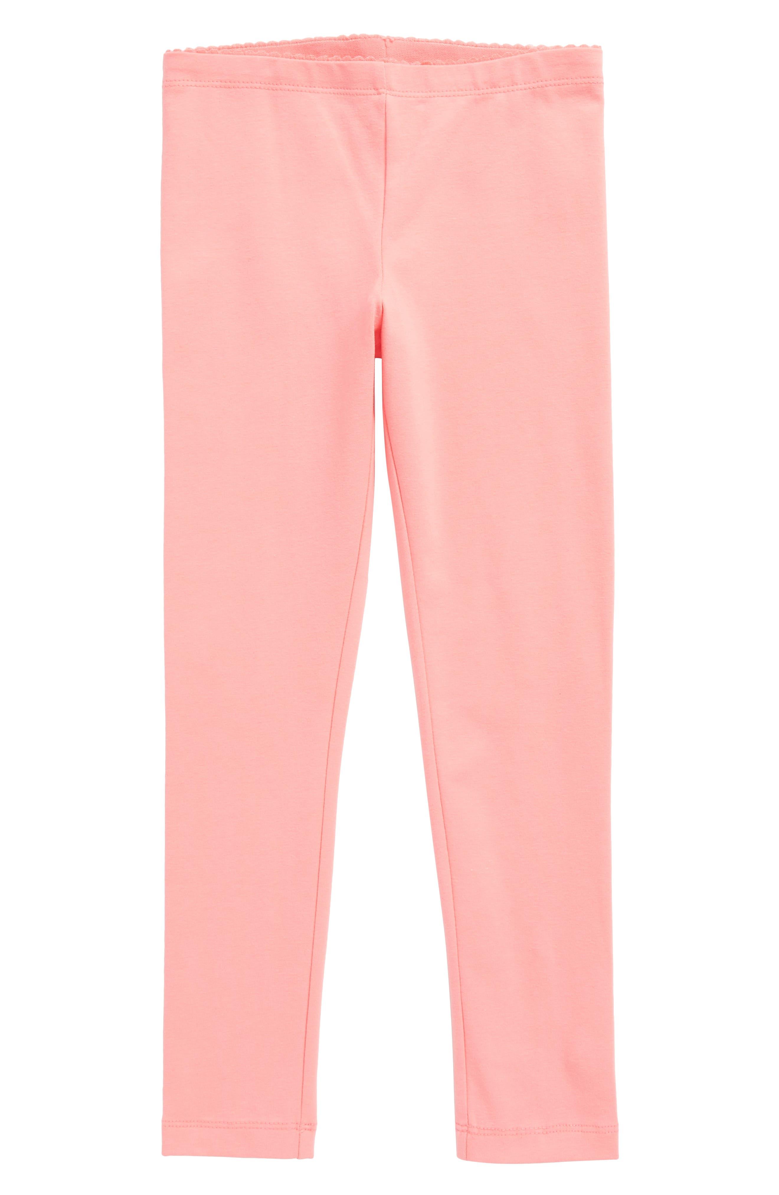 Solid Leggings,                         Main,                         color, Neon Rosa