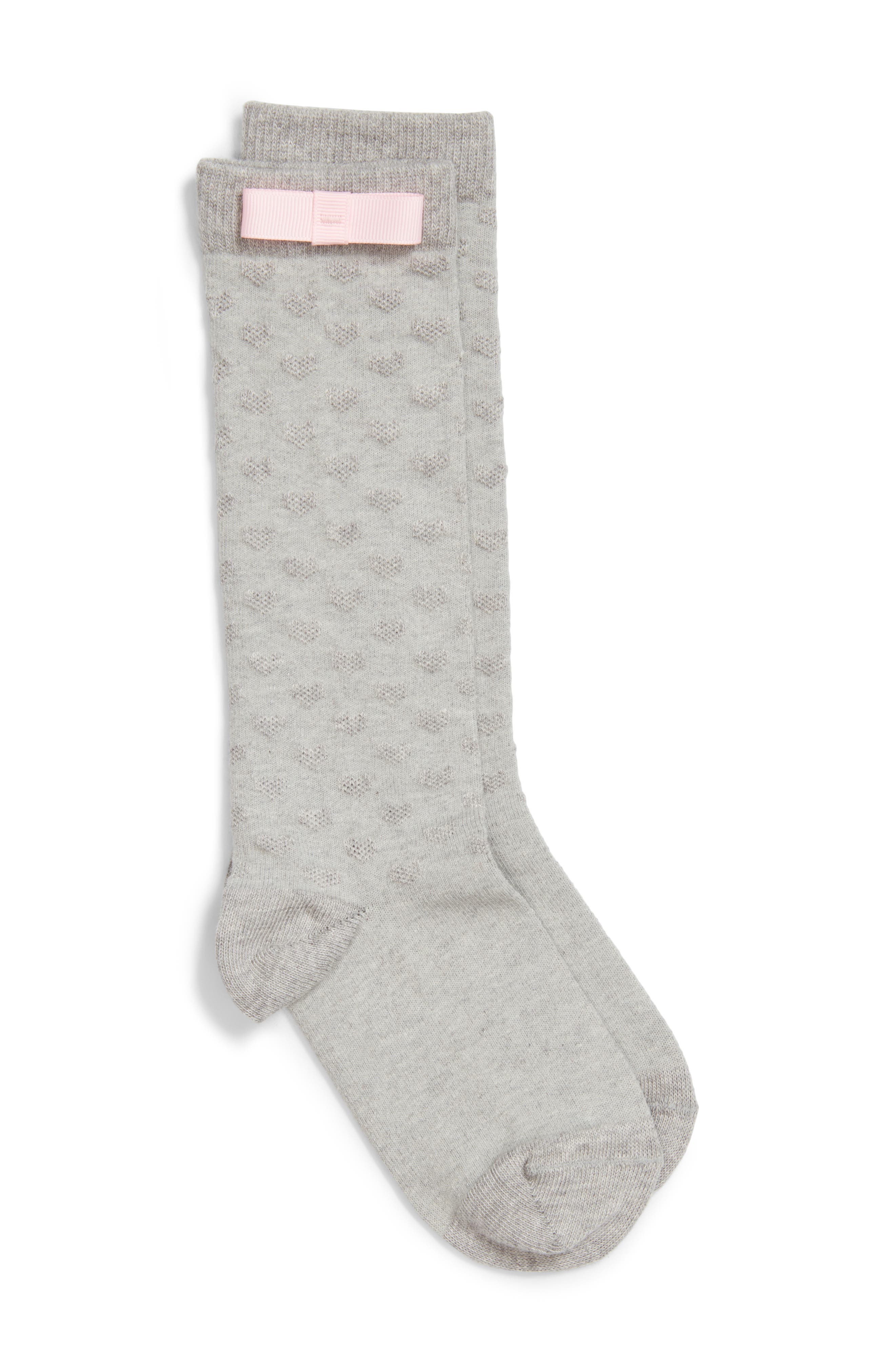 Ruby & Bloom Pointelle Knee High Socks (Toddler, Little Kid & Big Kid)
