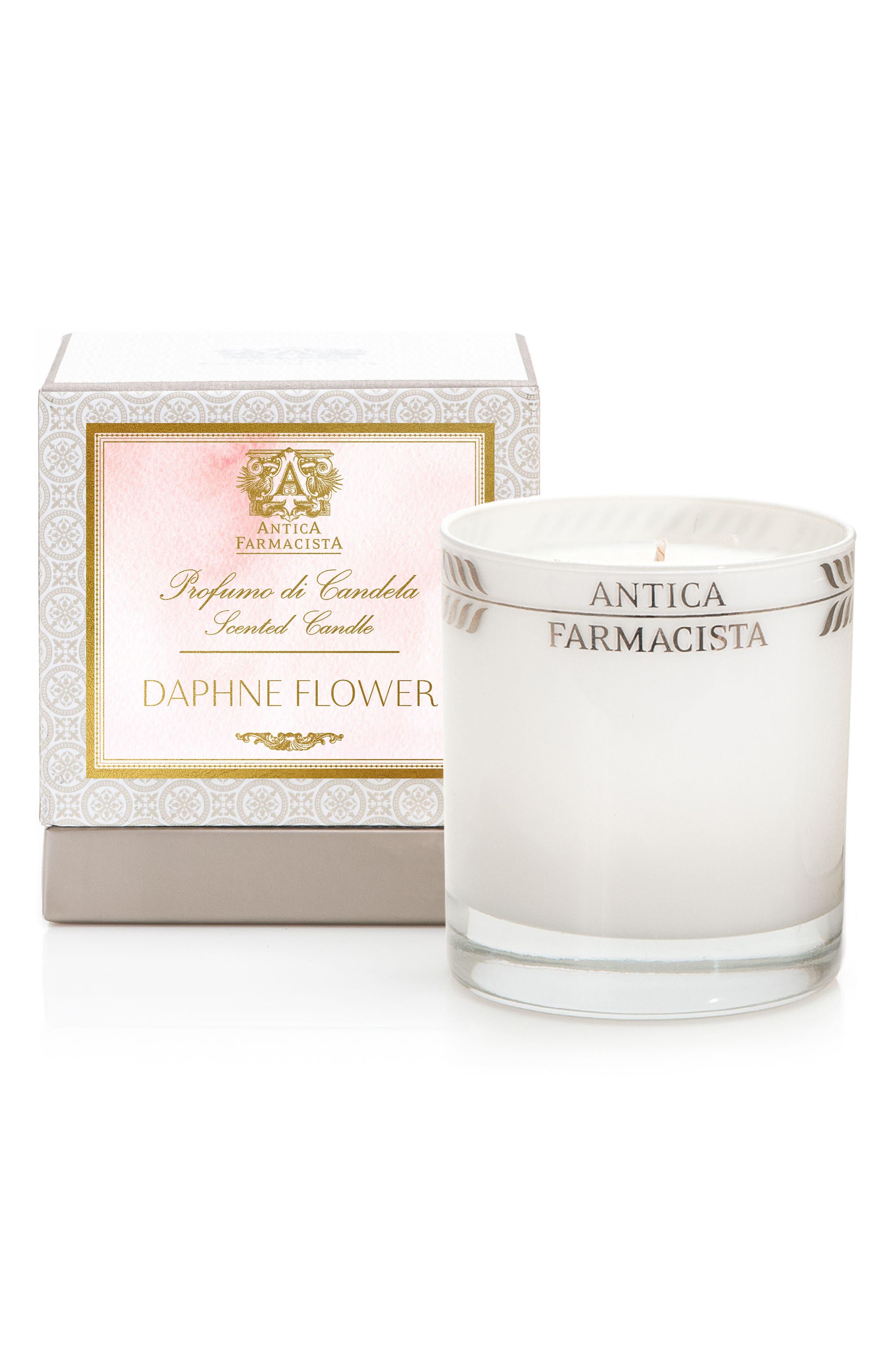 Antica Farmacista Daphne Flower Candle