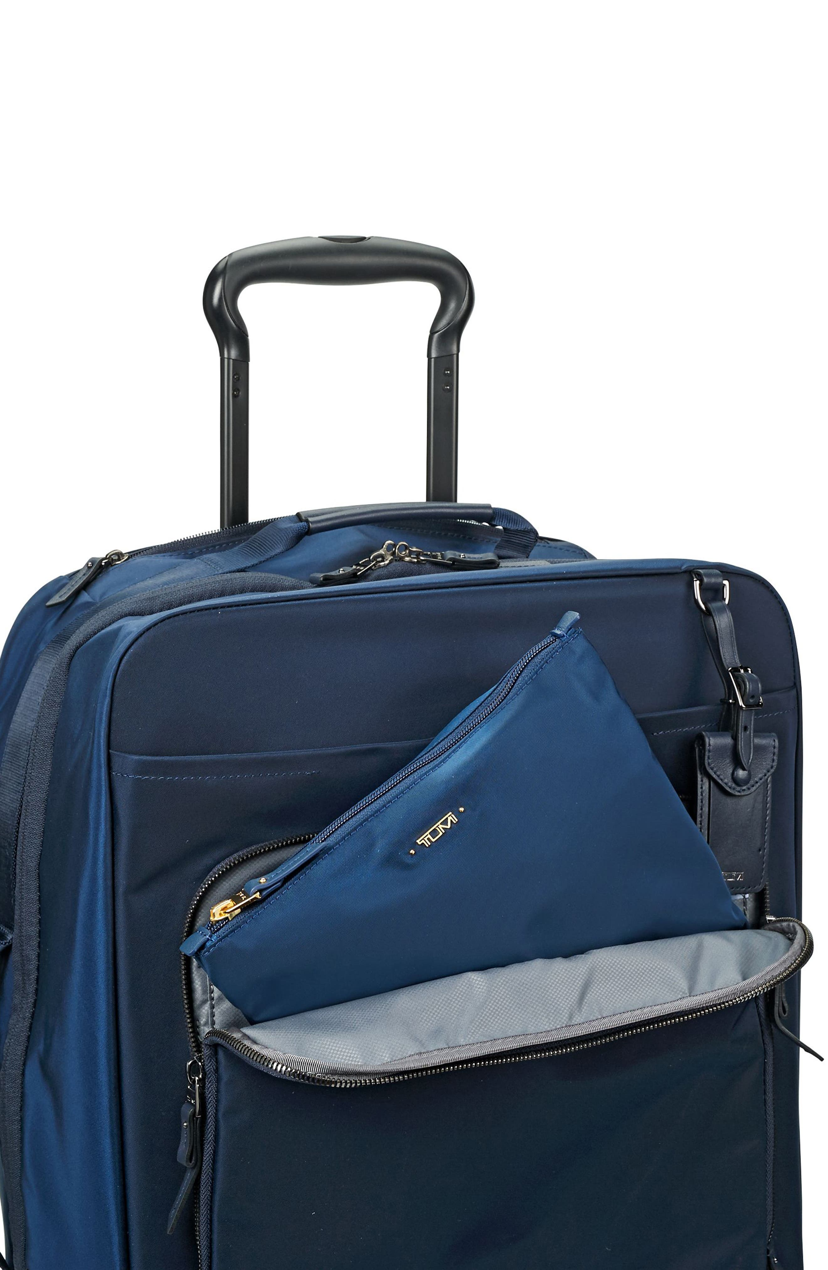 Just in Case<sup>®</sup> Back-Up Tavel Bag,                             Alternate thumbnail 3, color,                             Ocean Blue