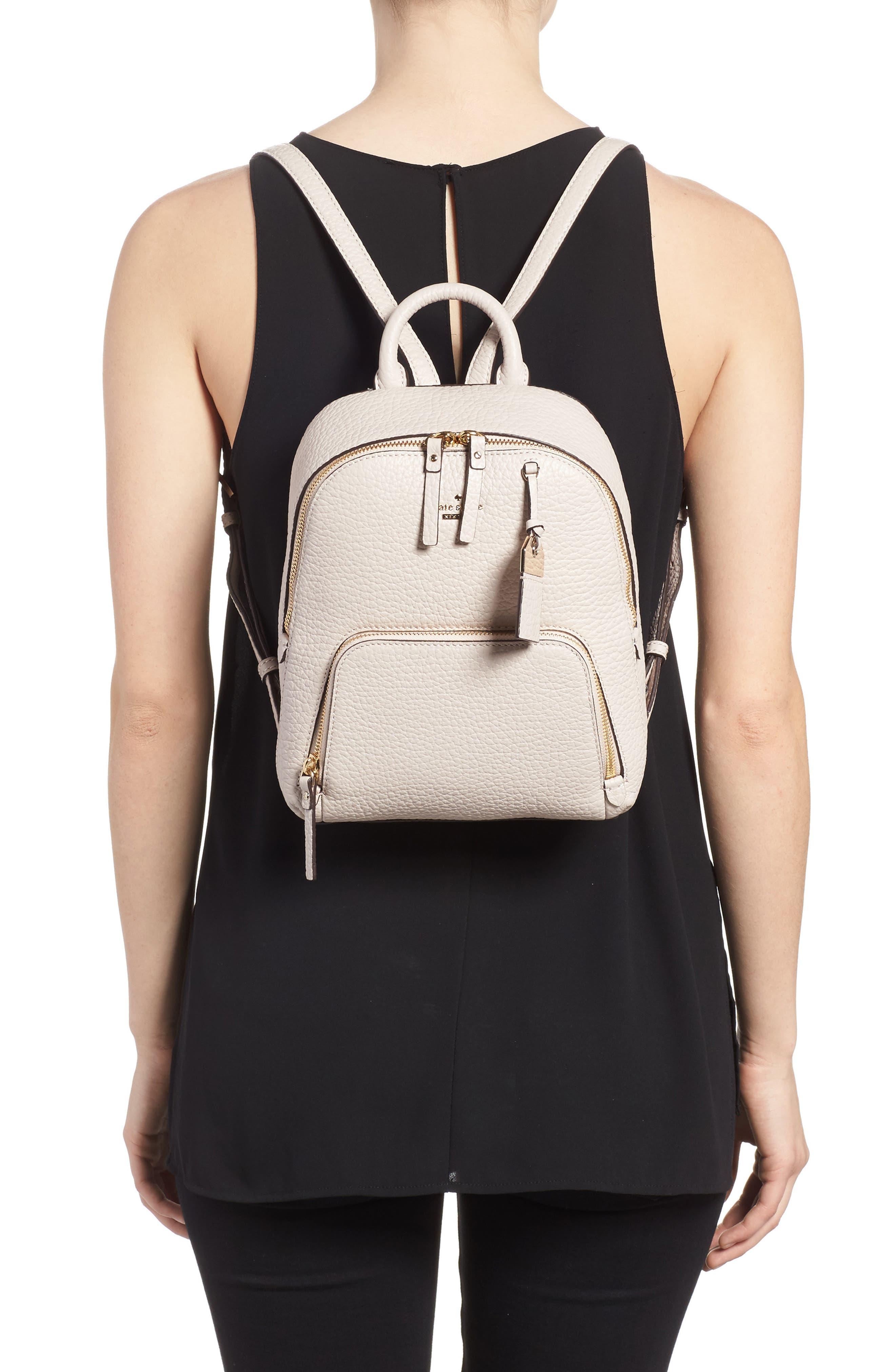 Alternate Image 2  - kate spade new york carter street - caden leather backpack