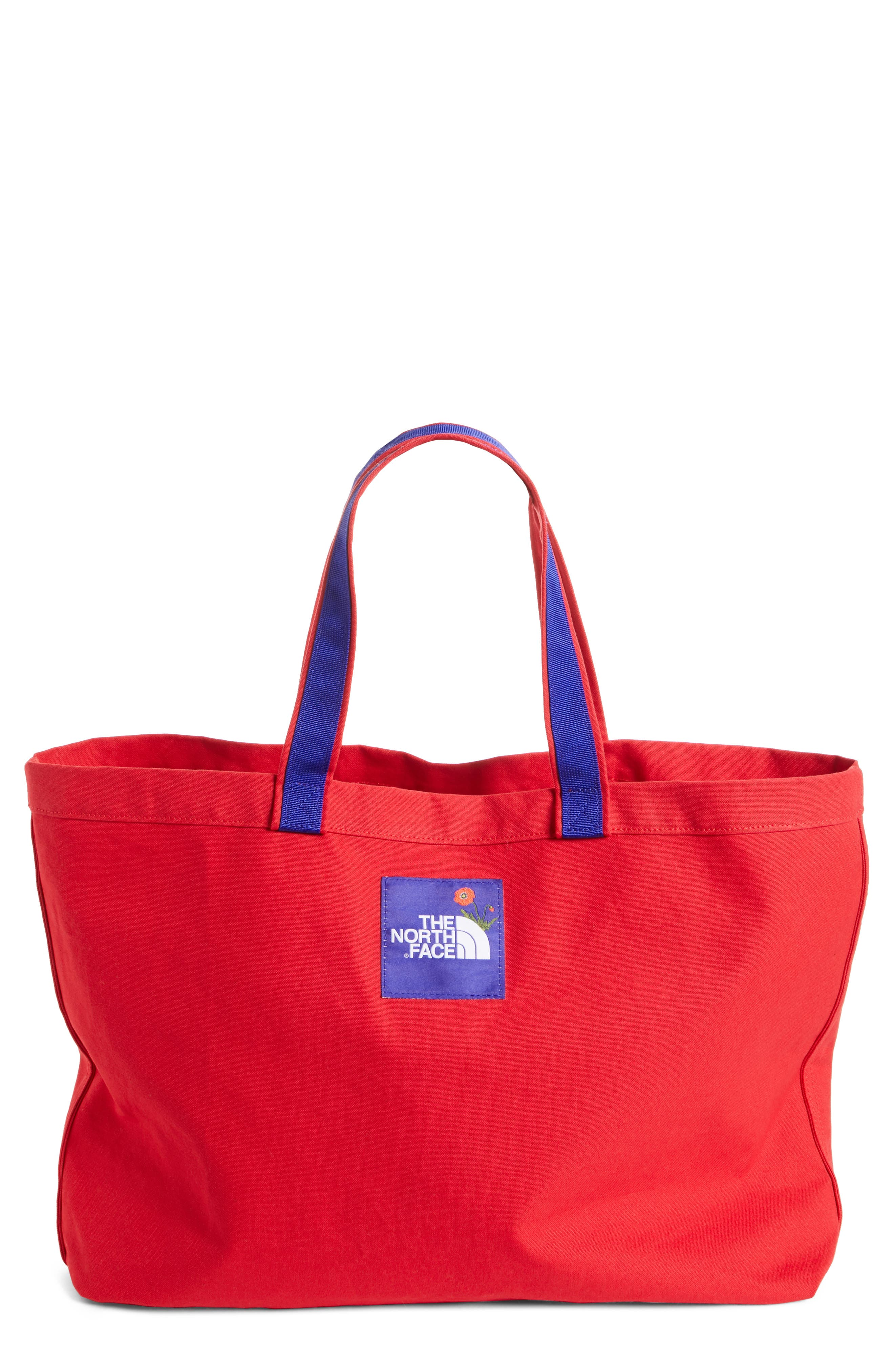 Alternate Image 1 Selected - The North Face Large Tote