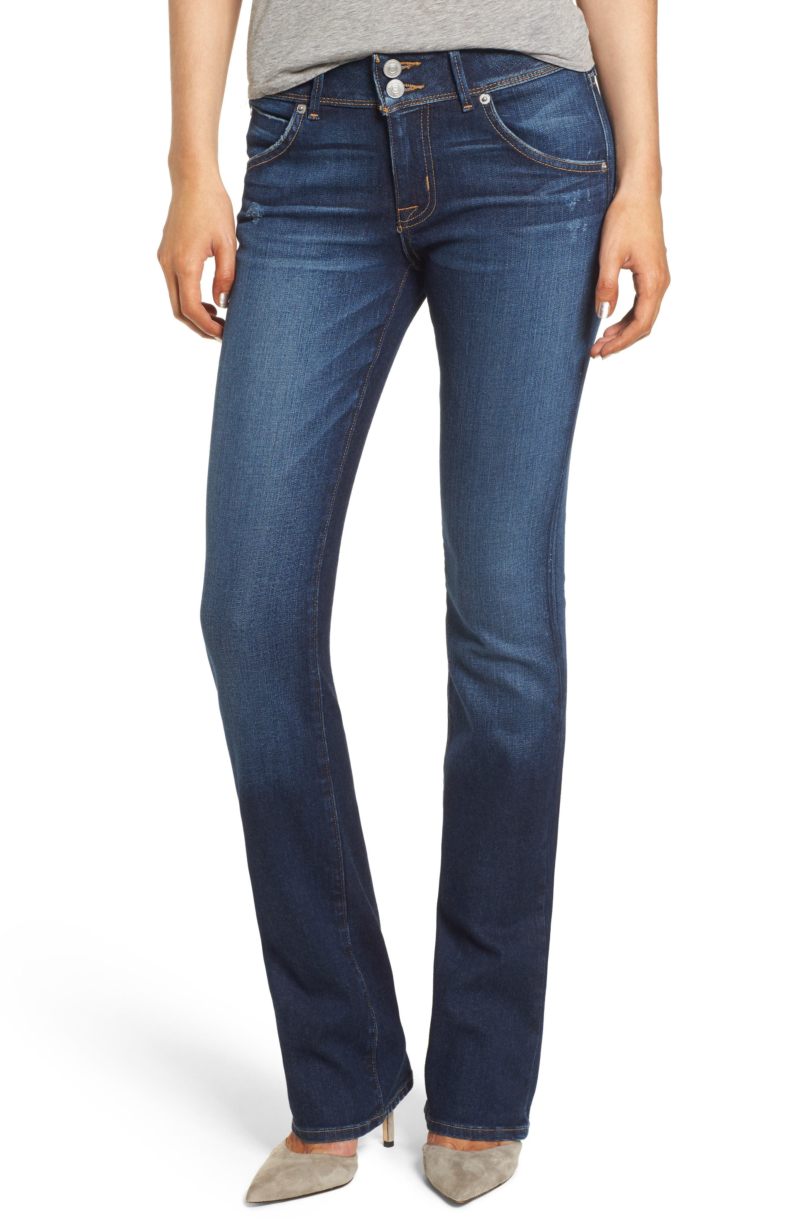 Hudson Jeans Beth Baby Bootcut Jeans (Corrupt)