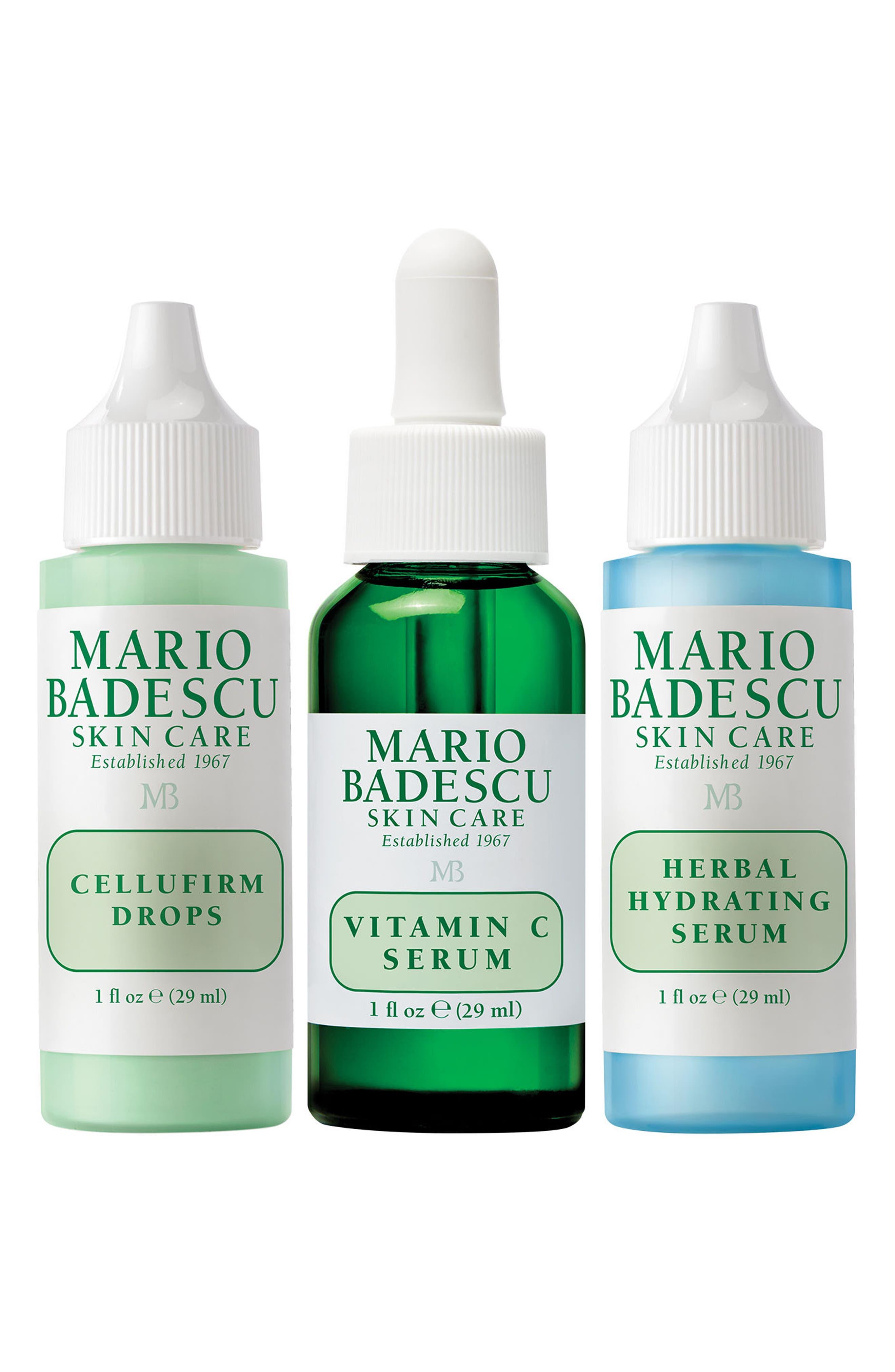Serum Trio,                         Main,                         color, No Color