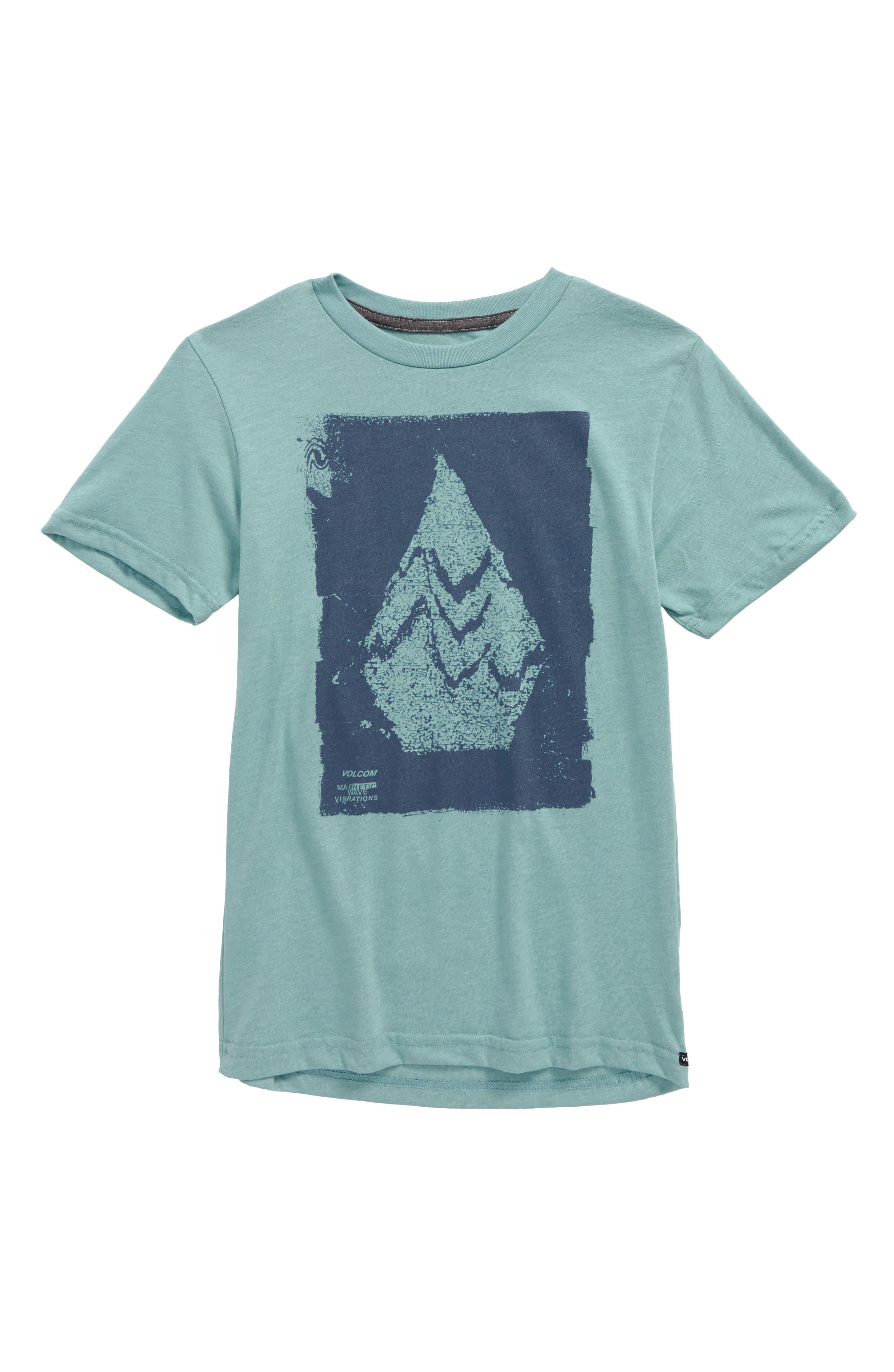 Volcom Disruption Graphic T-Shirt (Big Boys)