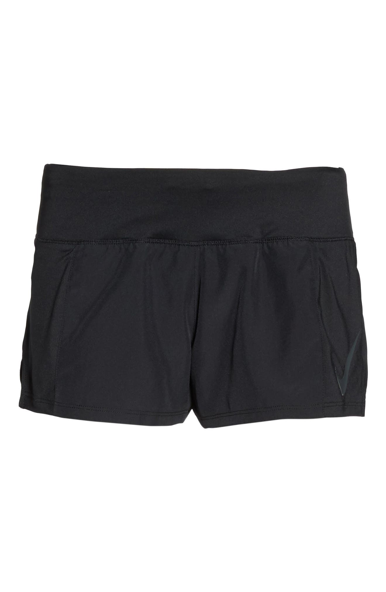 Dry Crew Running Shorts,                             Alternate thumbnail 6, color,                             Black/ Anthracite