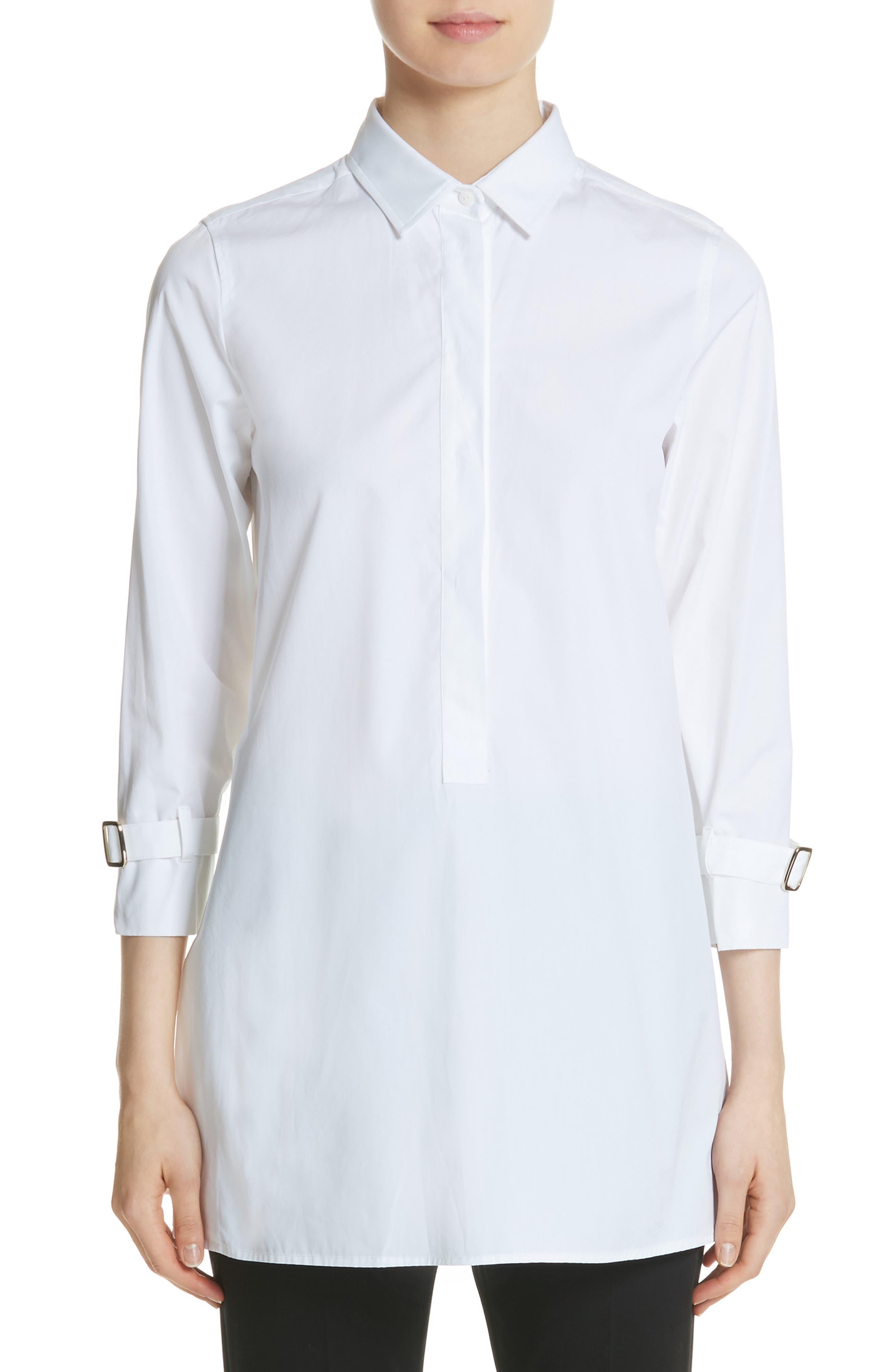 Max Mara Disegno Cotton Shirt