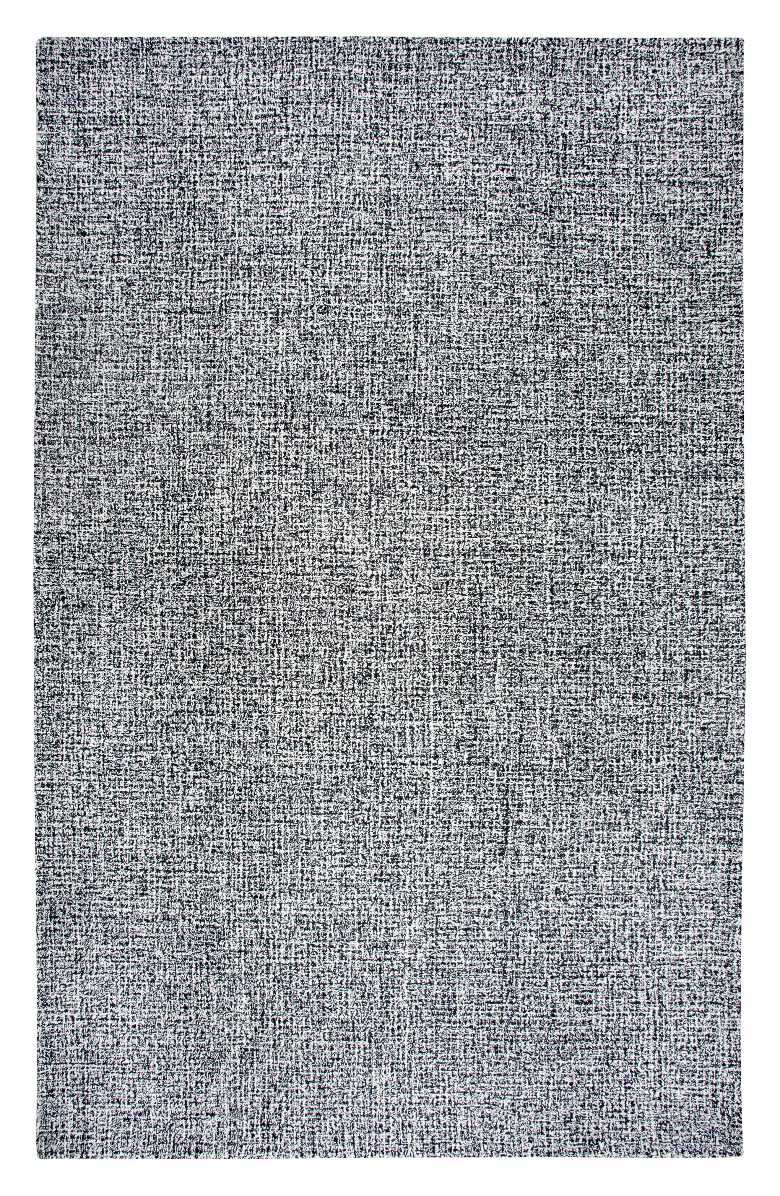 Palisades Rug,                         Main,                         color, Black/ White