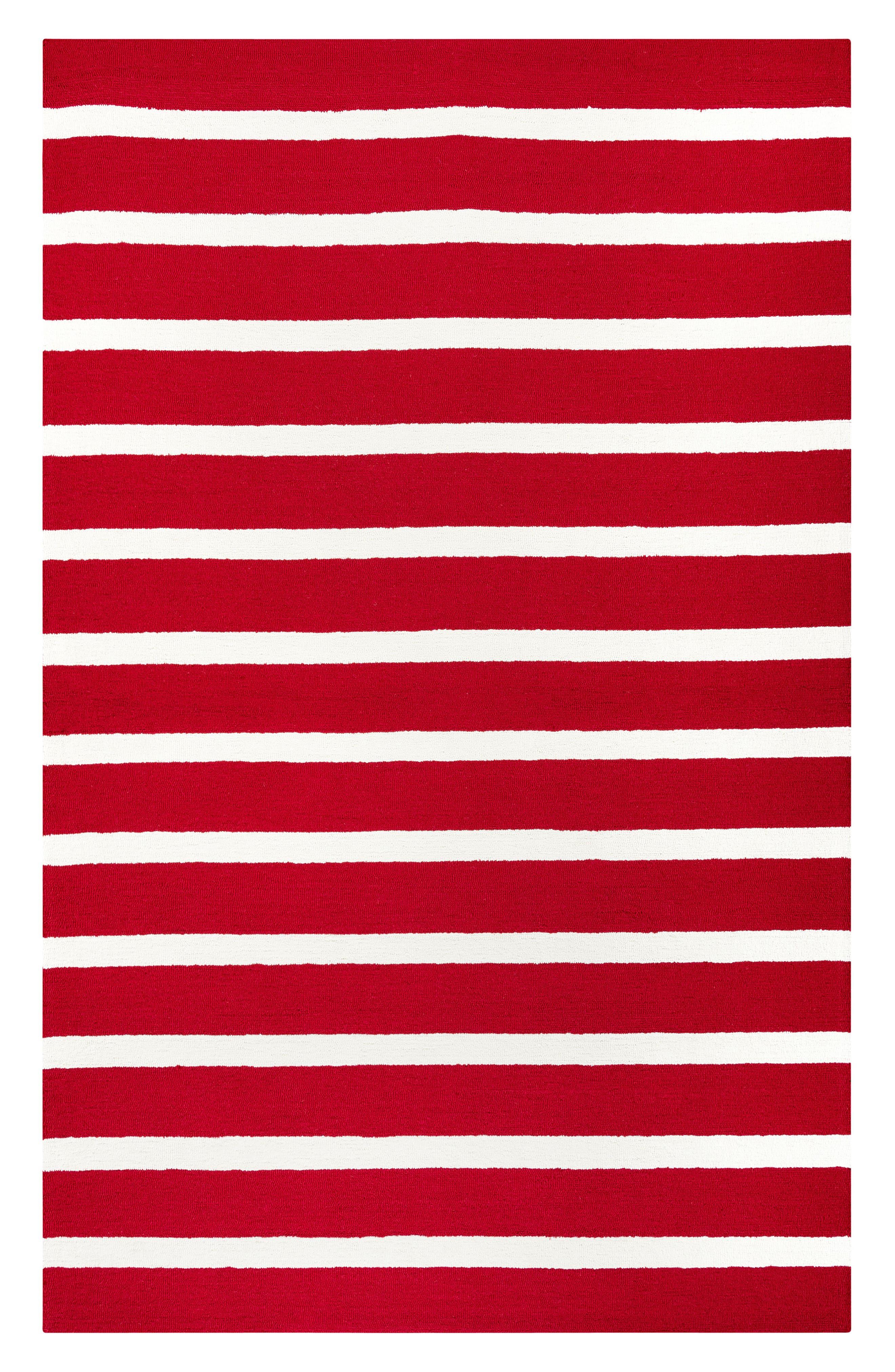 Azzura Hill Dresa Rug,                         Main,                         color, Red