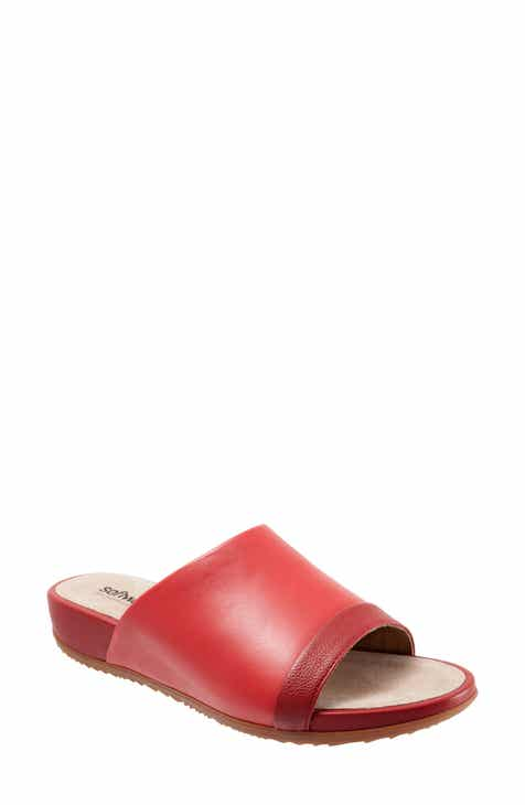 d5c8c7ed111b4 SoftWalk® Del Mar Slide Sandal (Women)