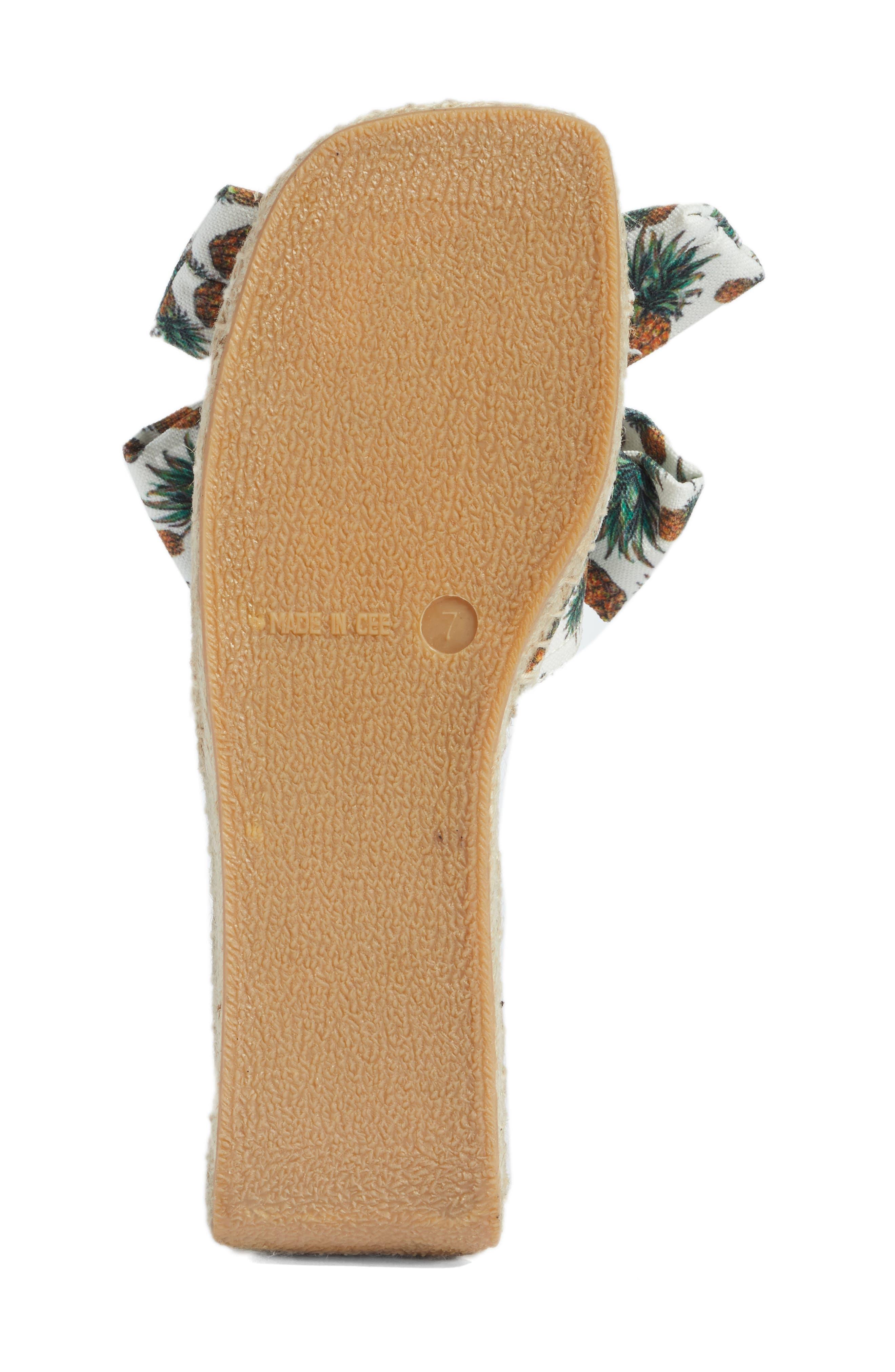 Alternate Image 6  - Jeffrey Campbell Estela Bow Tie Slide Sandal (Women)