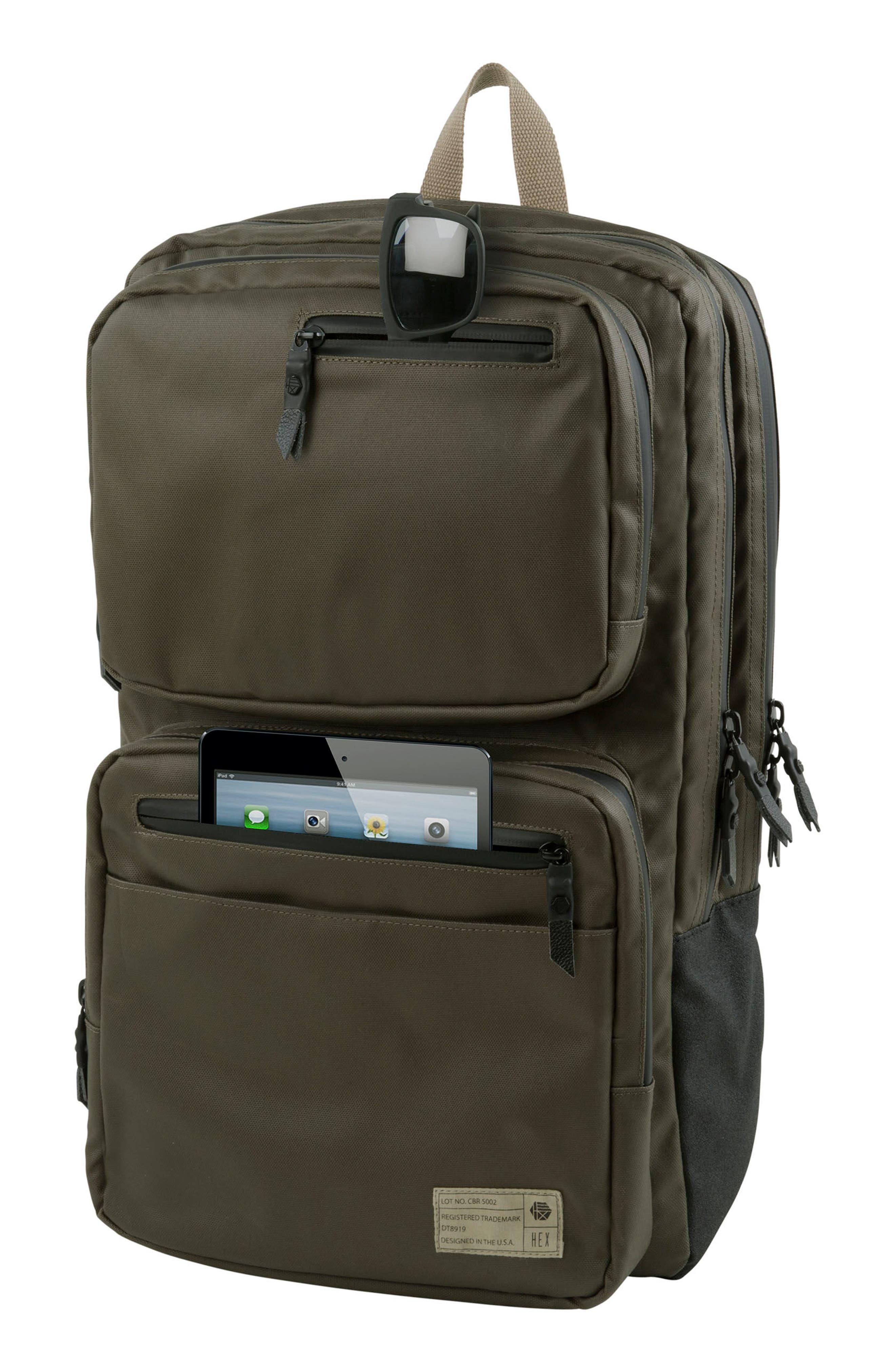 Patrol Backpack,                             Alternate thumbnail 7, color,                             Olive