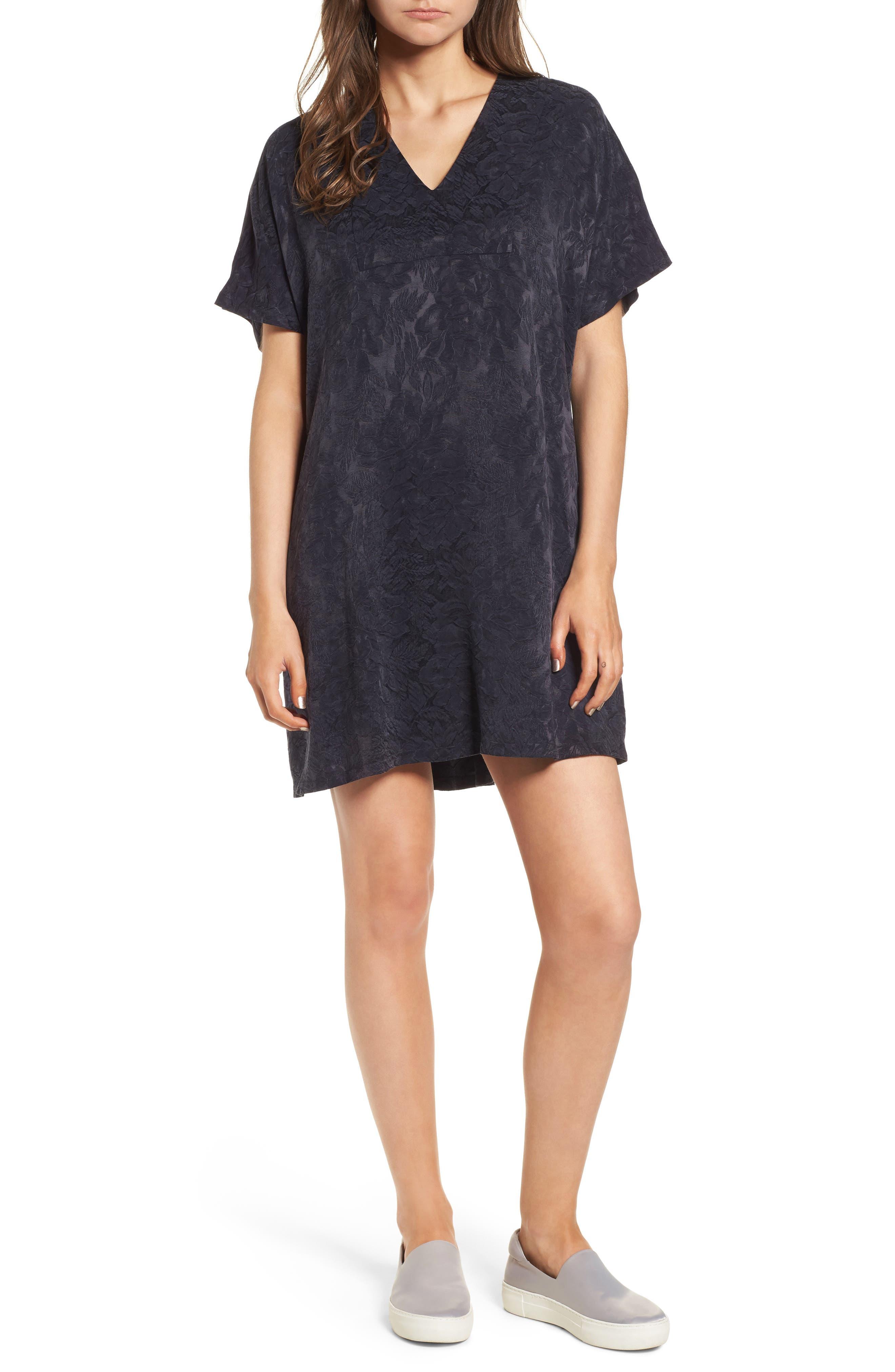 Epinale Dress,                         Main,                         color, Black