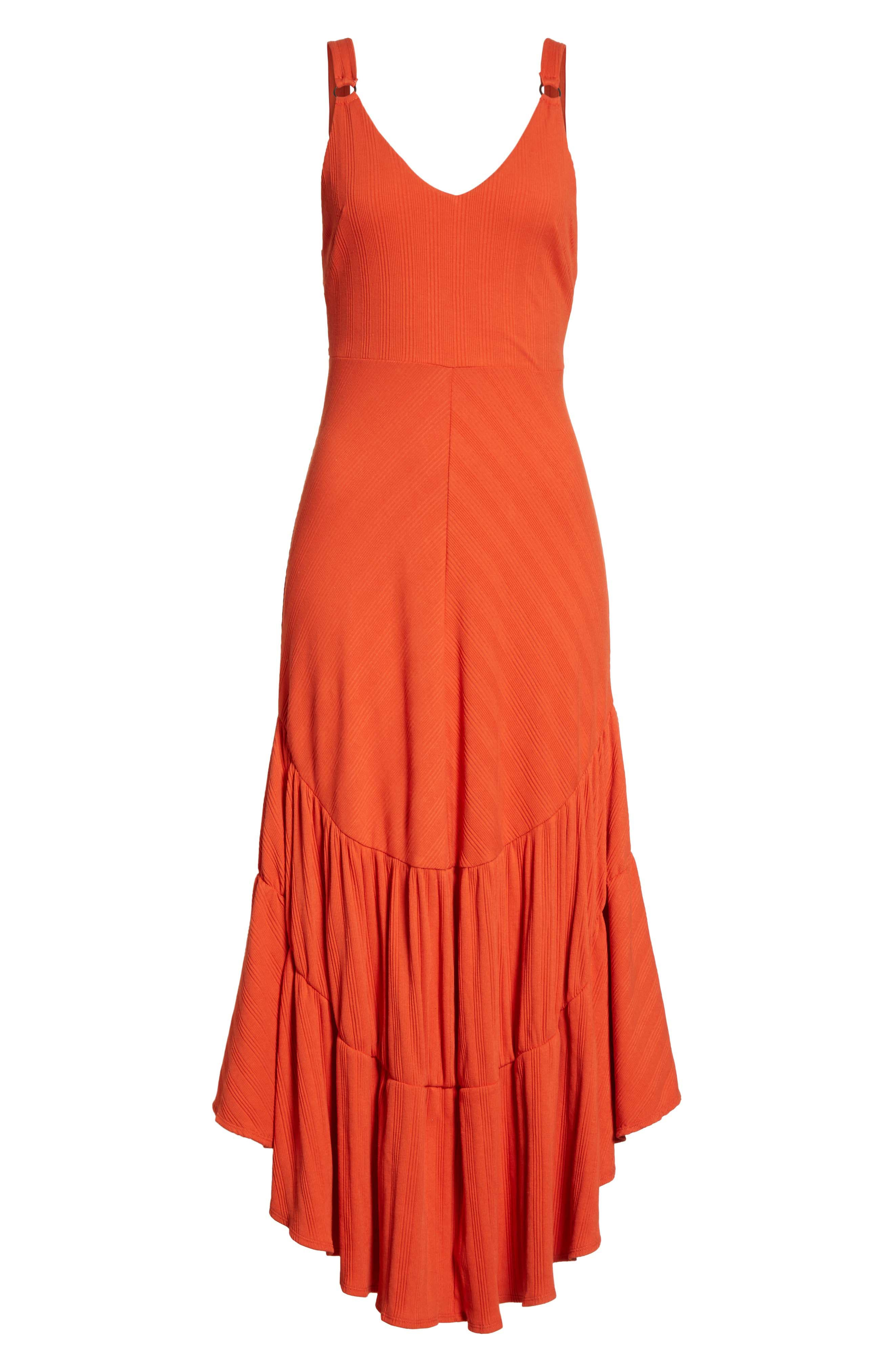 Into You Maxi,                             Alternate thumbnail 6, color,                             Red