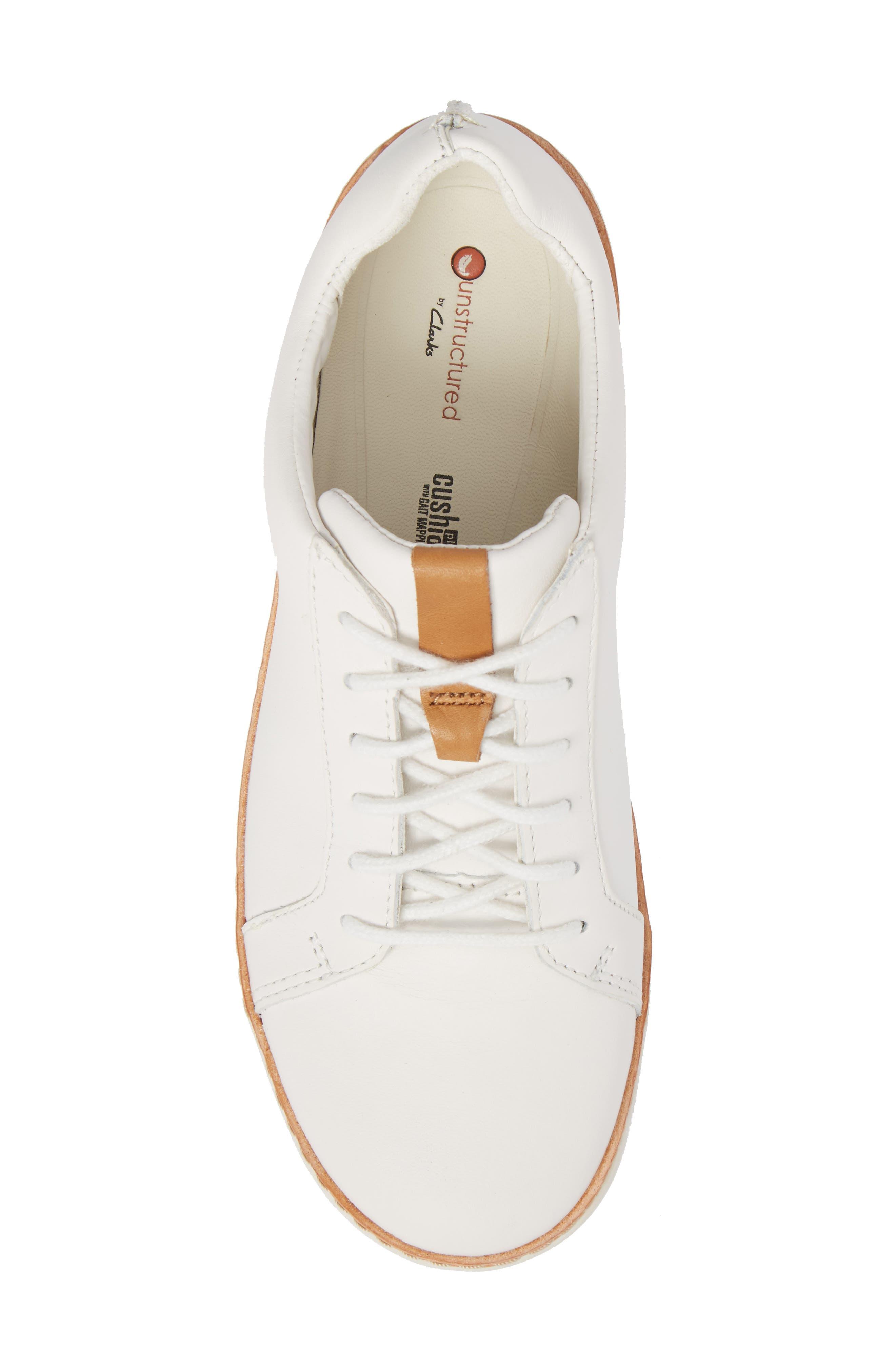 Alternate Image 5  - Clarks® Amberlee Rosa Sneaker (Women)