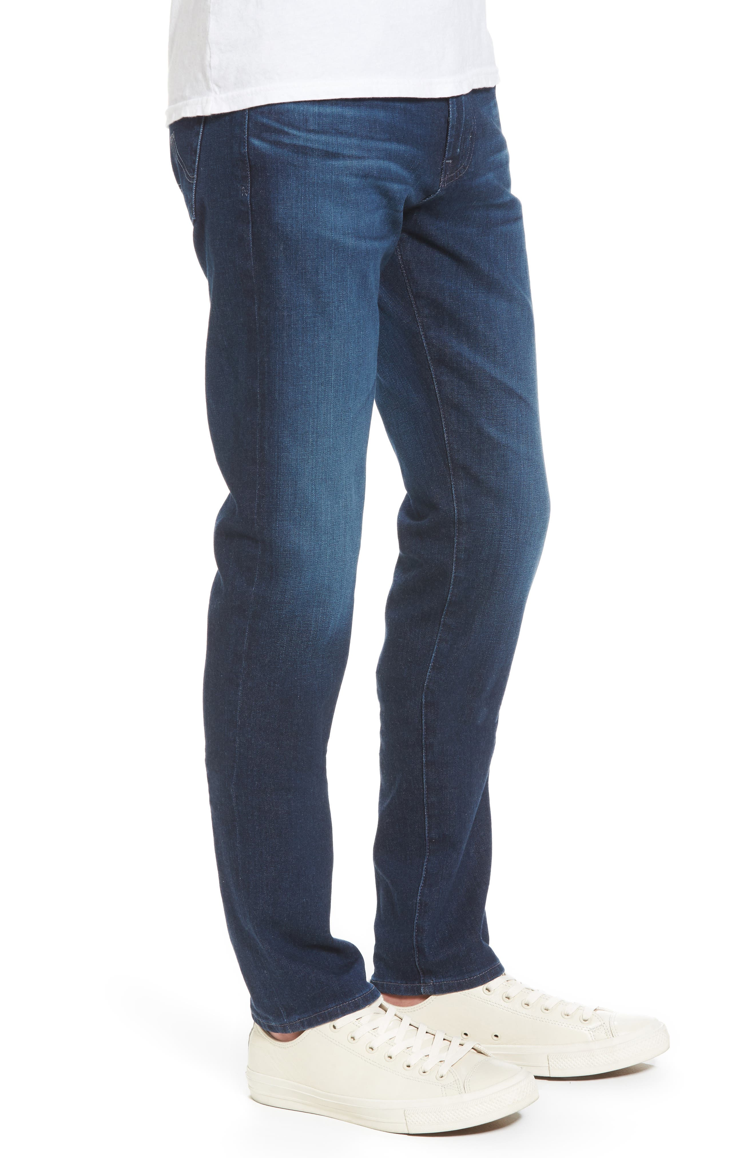 Dylan Skinny Fit Jeans,                             Alternate thumbnail 3, color,                             Crosscreek