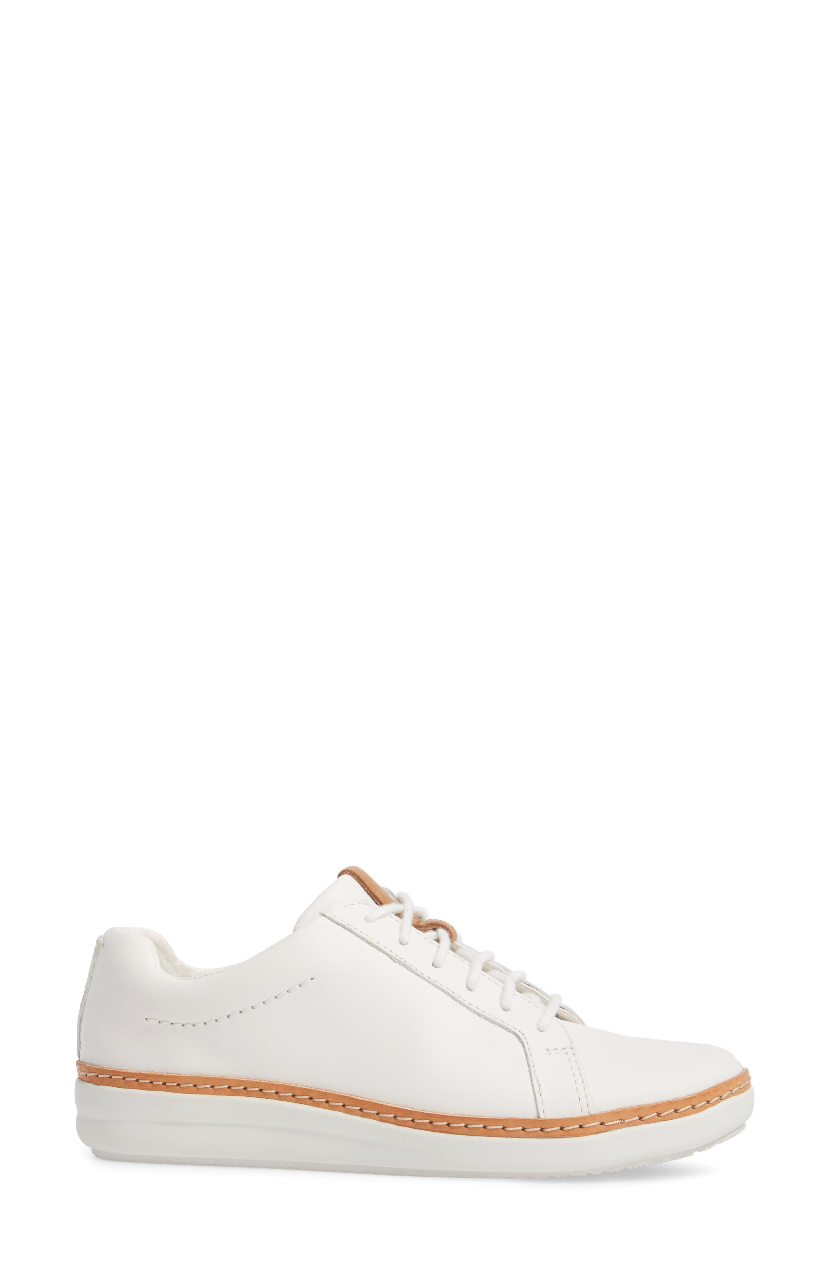 Alternate Image 3  - Clarks® Amberlee Rosa Sneaker (Women)