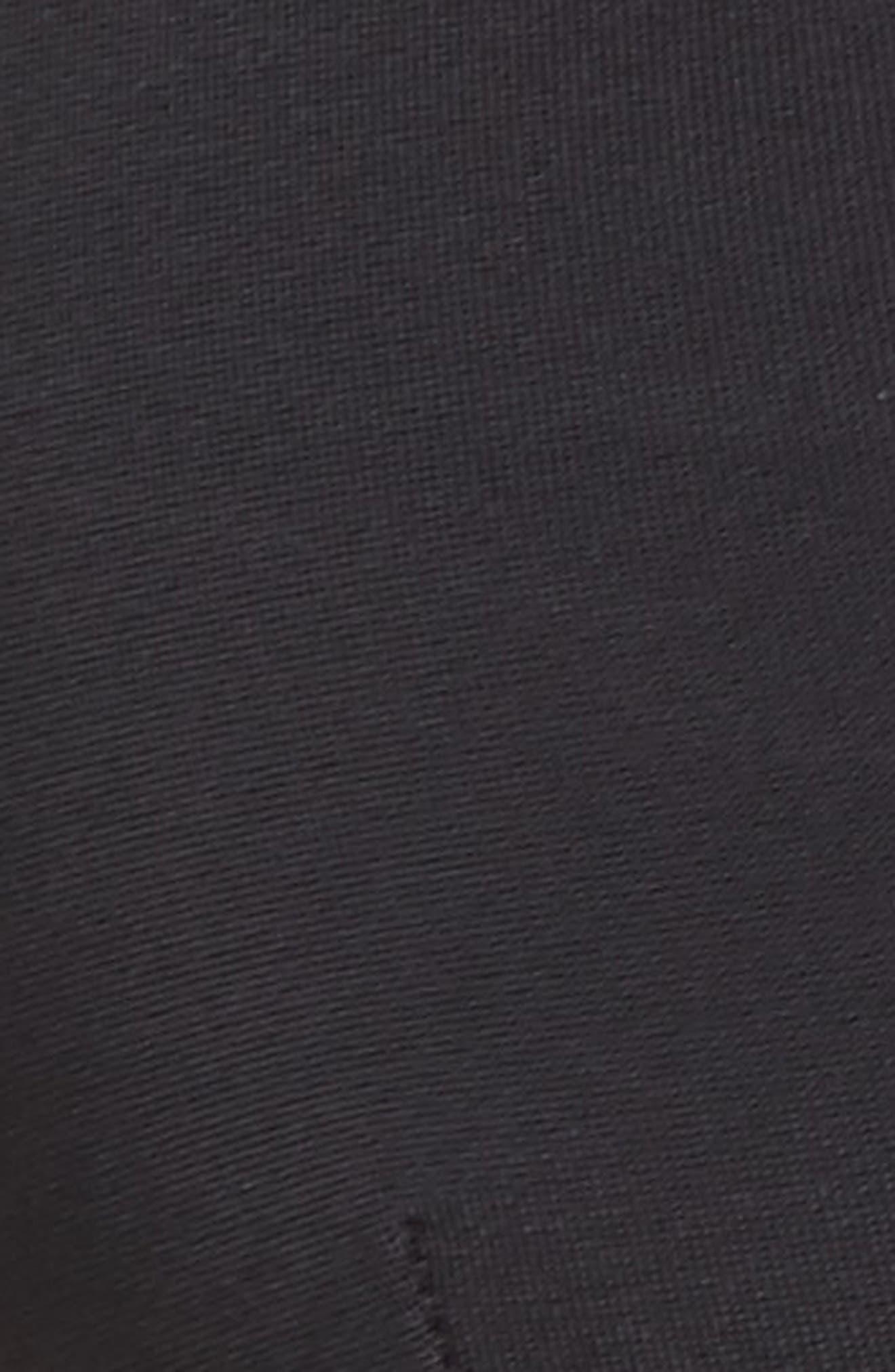 The Tessa Bikini Top,                             Alternate thumbnail 8, color,                             Black