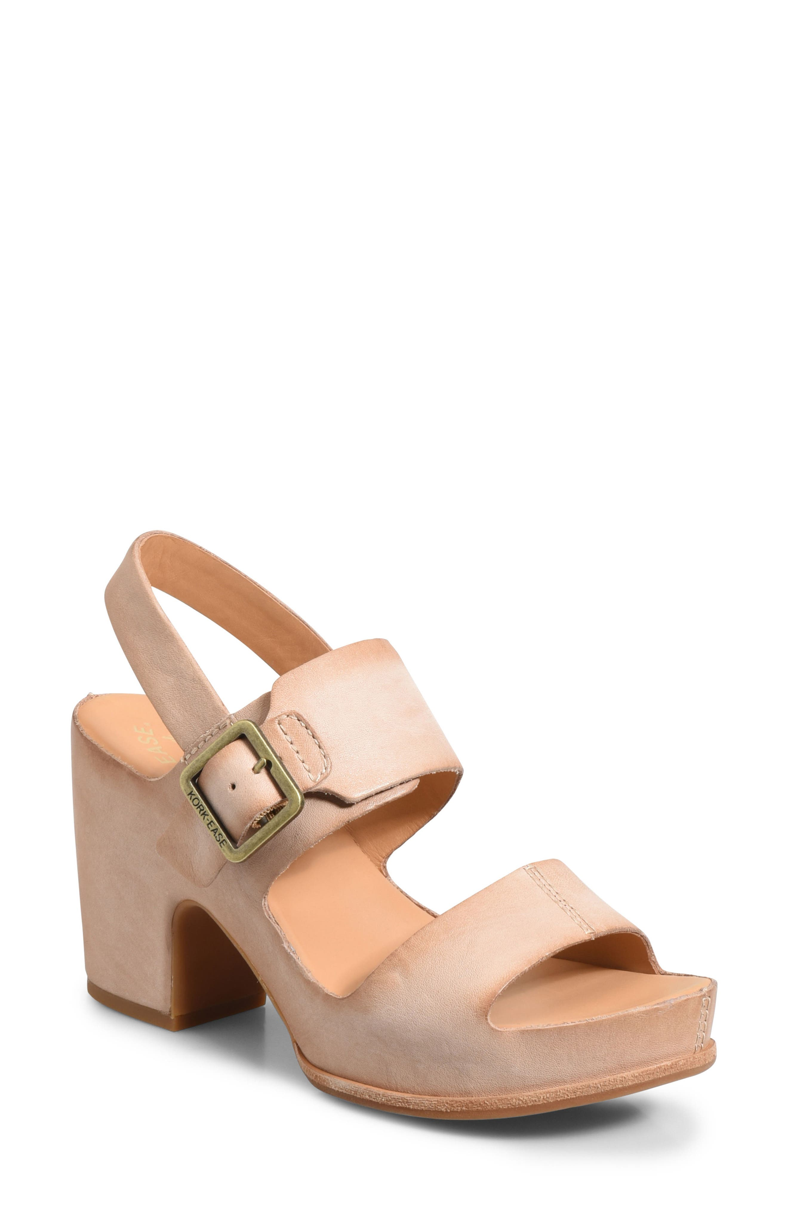 Kork-Ease® San Carlos Platform Sandal (Women)
