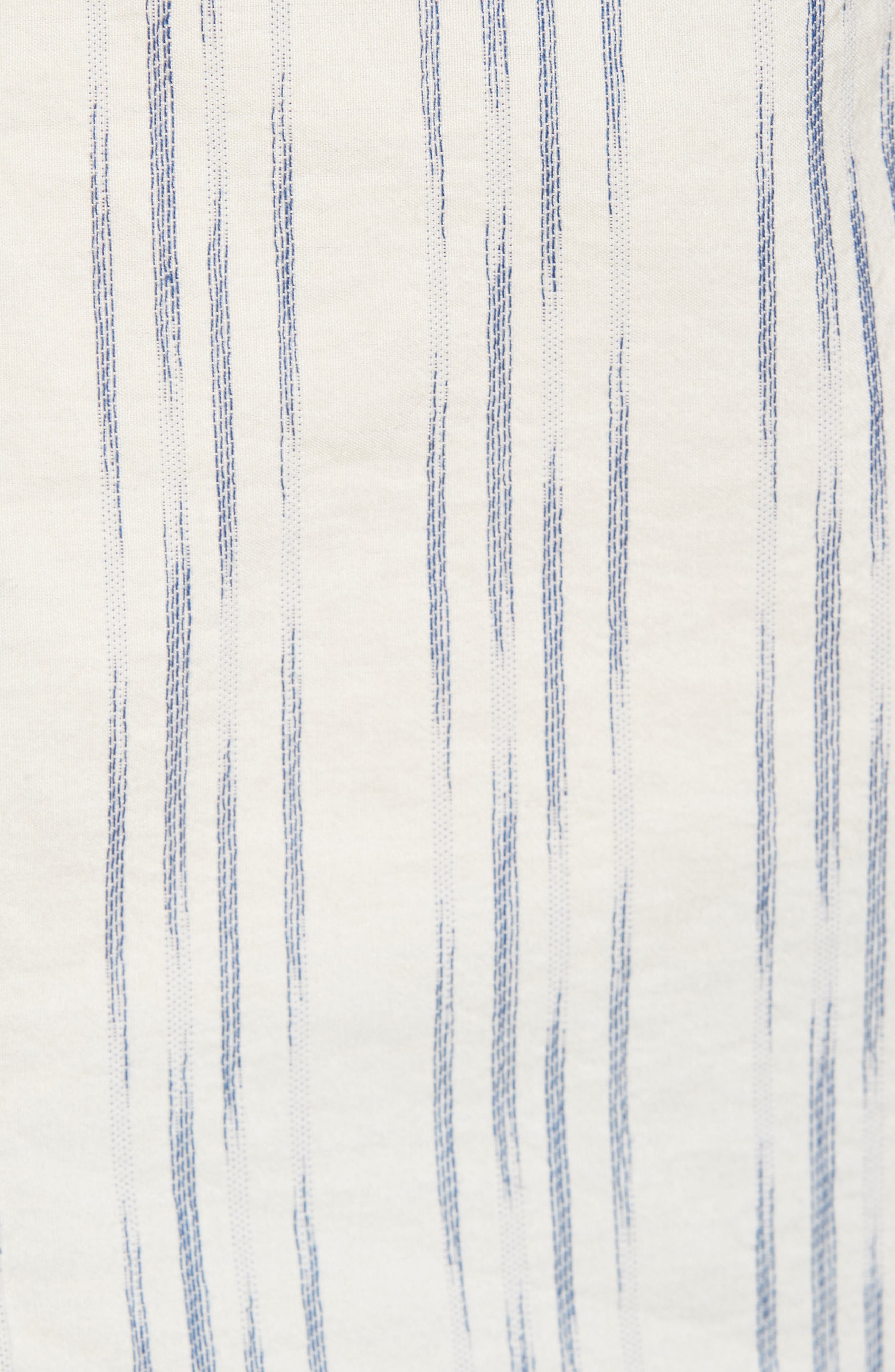 Regular Fit Sport Shirt,                             Alternate thumbnail 5, color,                             Ikat White/Blue