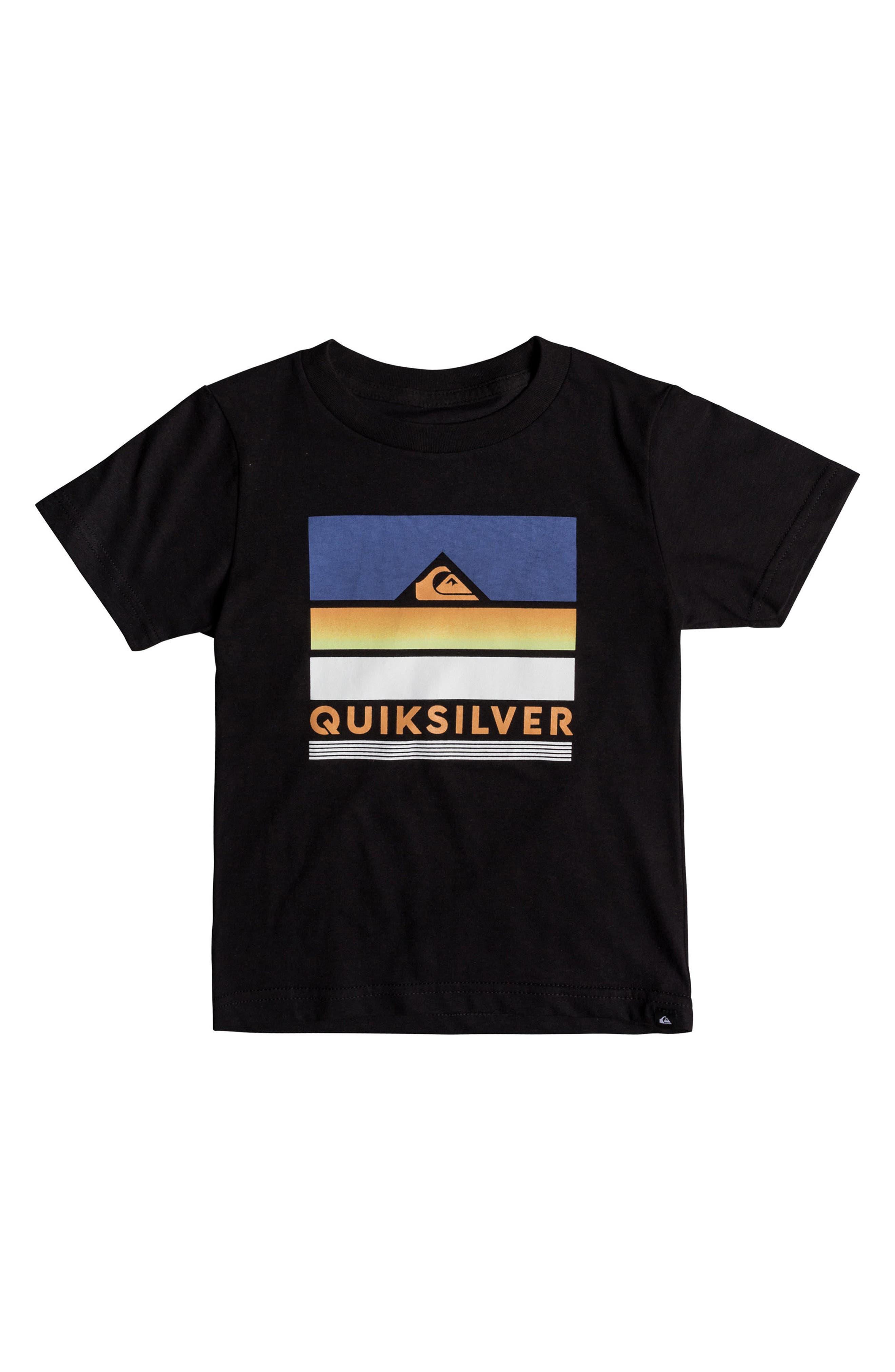 Quiksilver Loud Places Graphic T-Shirt (Toddler Boys & Little Boys)