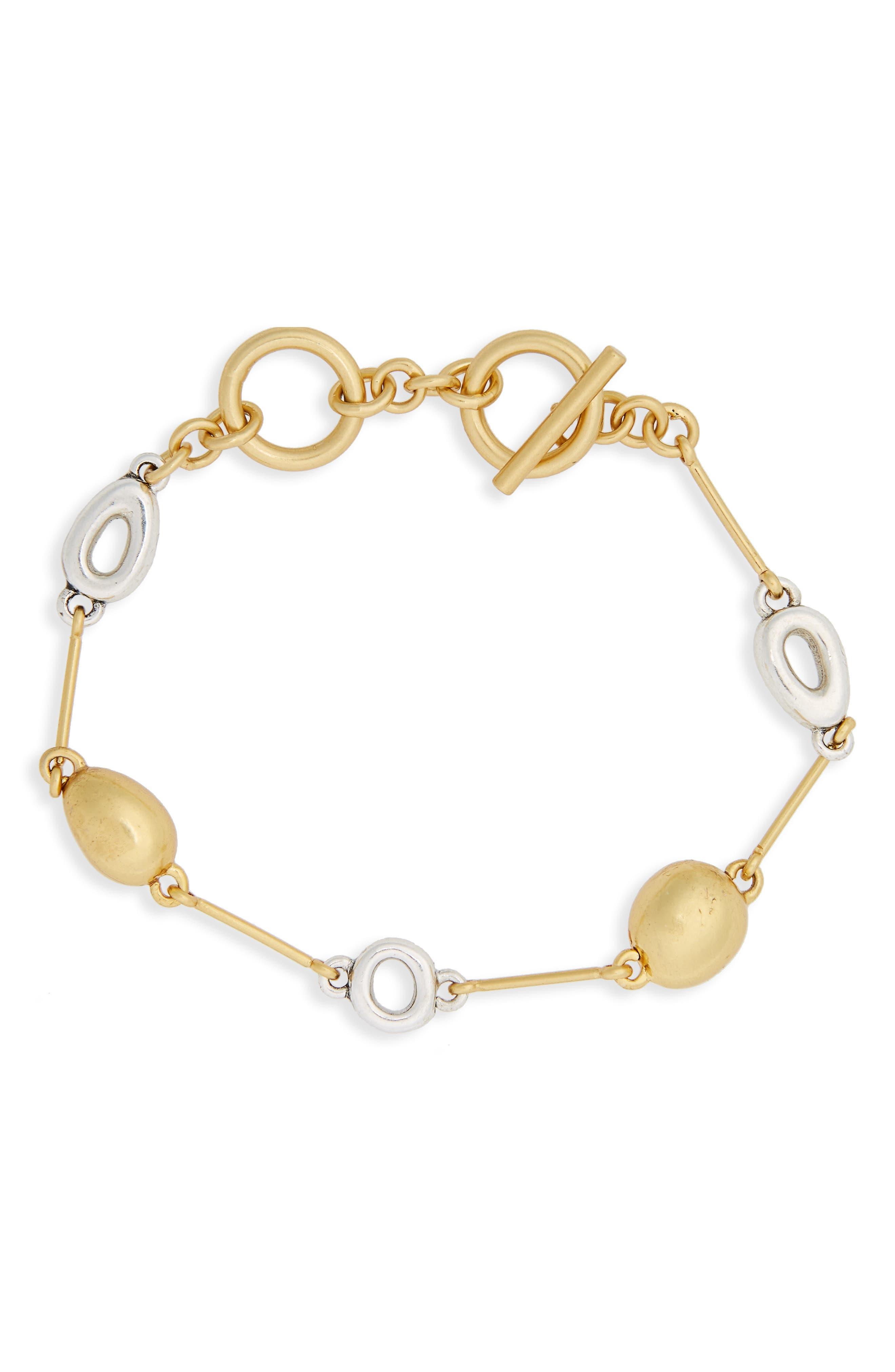 Alternate Image 1 Selected - Madewell Toggle Bracelet