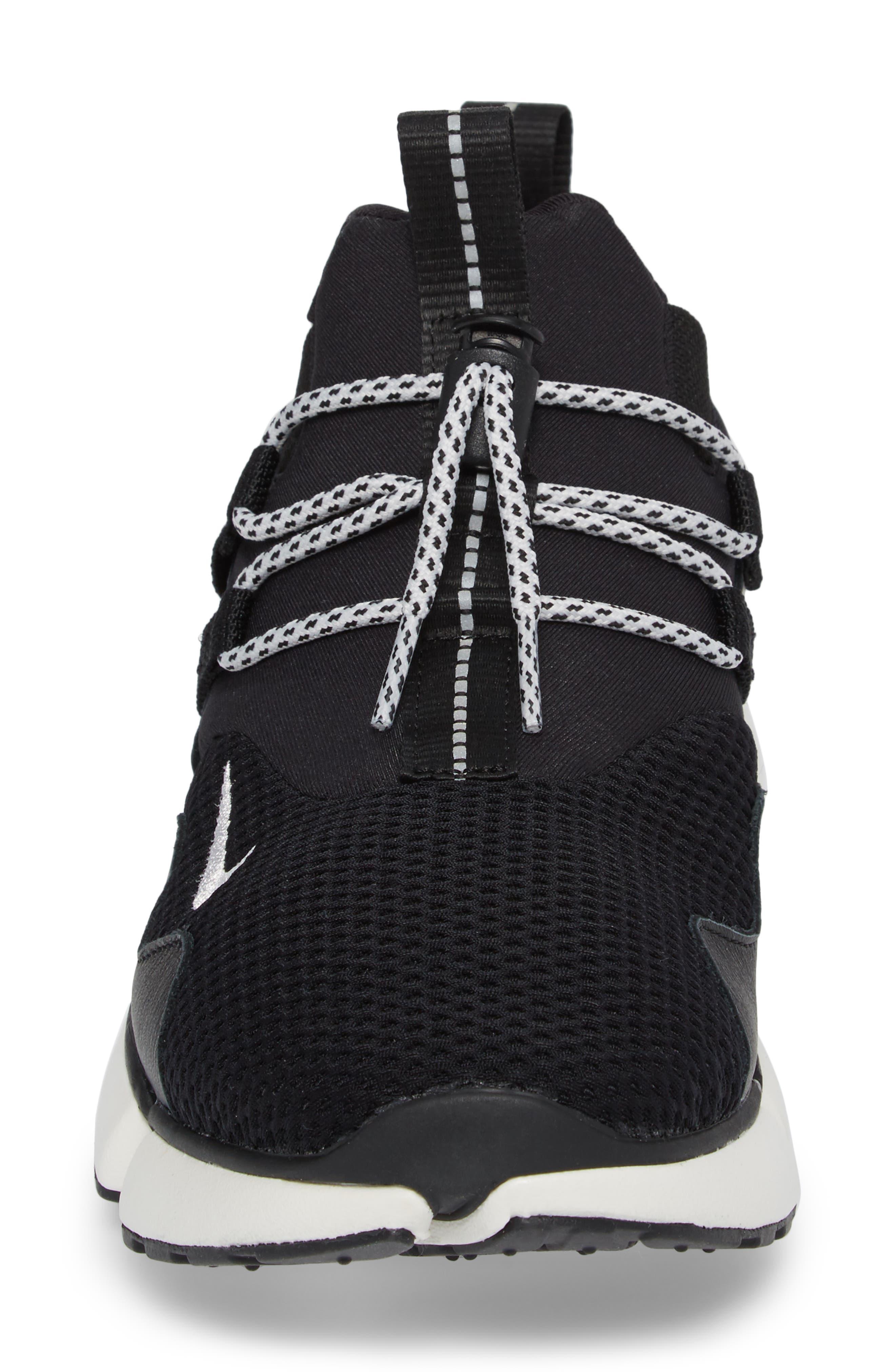 Pocket Knife DM Sneaker,                             Alternate thumbnail 4, color,                             Black/ Vast Grey/ Sail