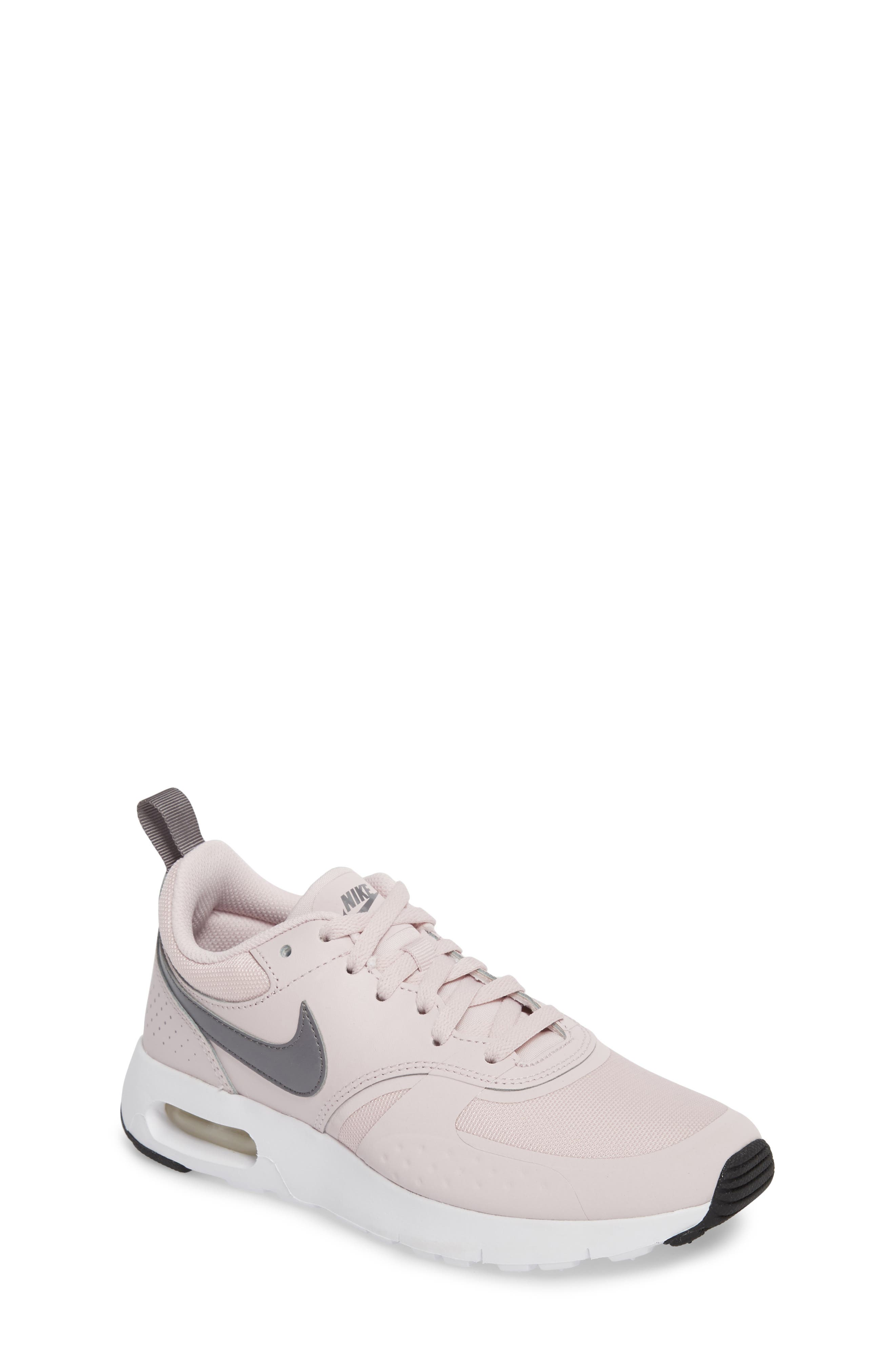 Air Max Vision Sneaker,                         Main,                         color, Barely Rose/ Smoke/ White