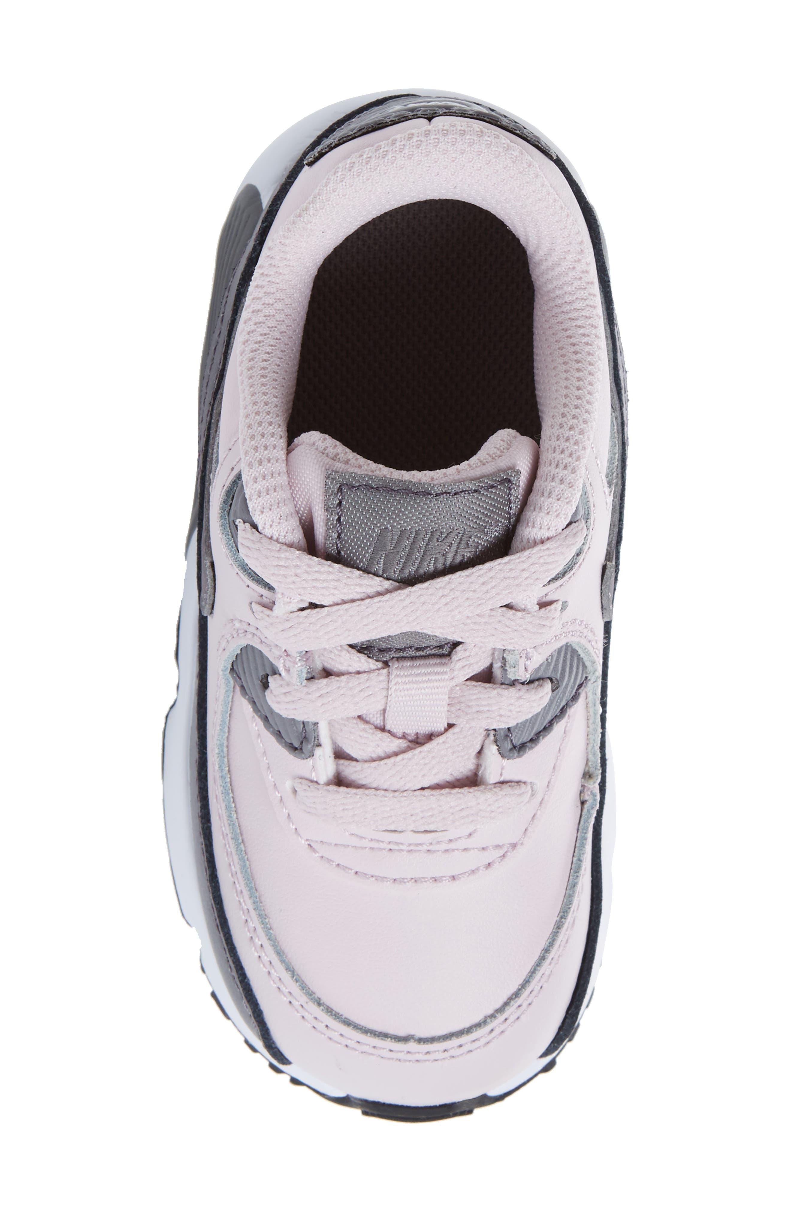 Alternate Image 5  - Nike 'Air Max 90' Sneaker (Baby, Walker, Toddler, Little Kid & Big Kid)