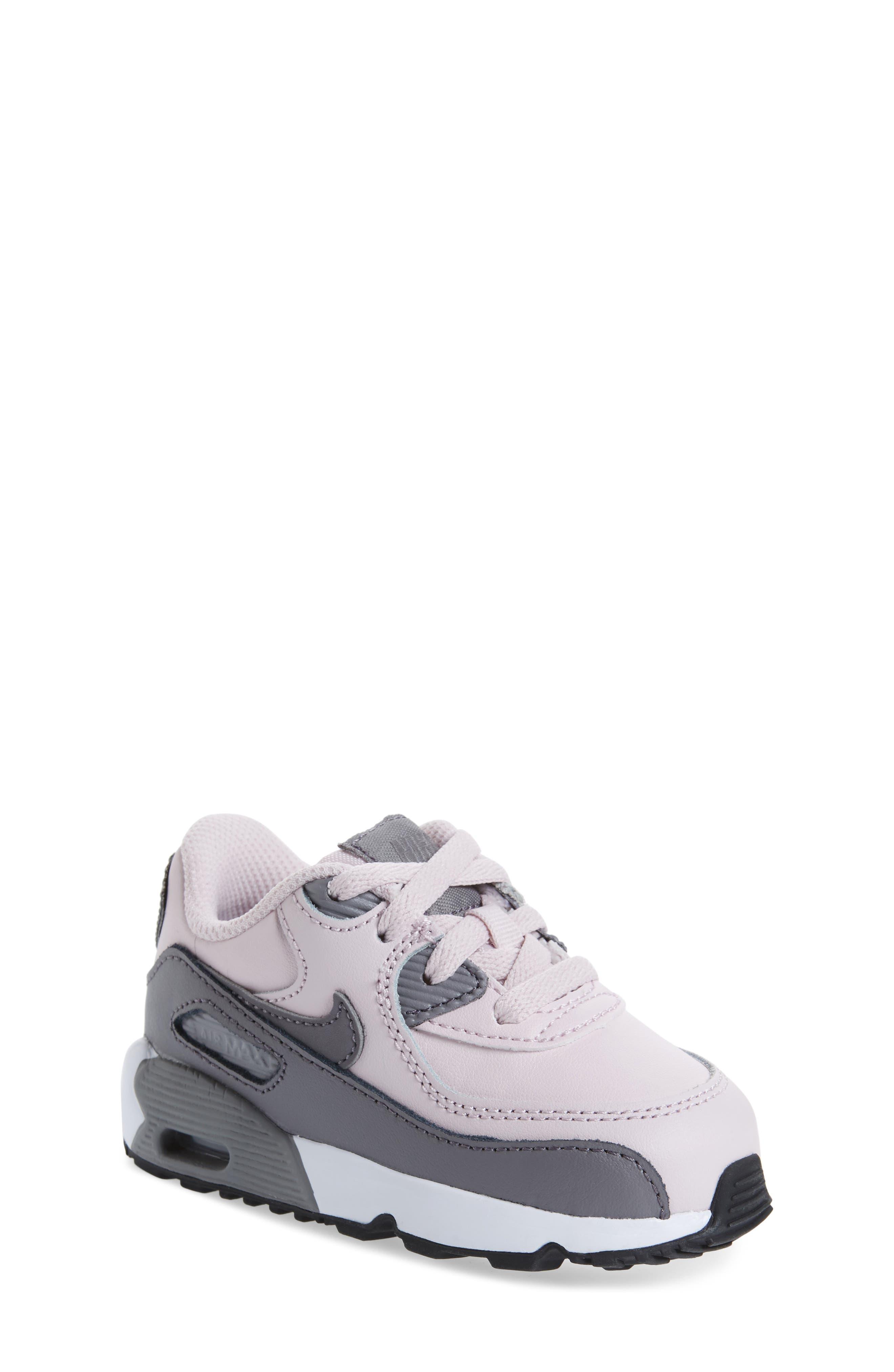 Alternate Image 1 Selected - Nike 'Air Max 90' Sneaker (Baby, Walker, Toddler, Little Kid & Big Kid)